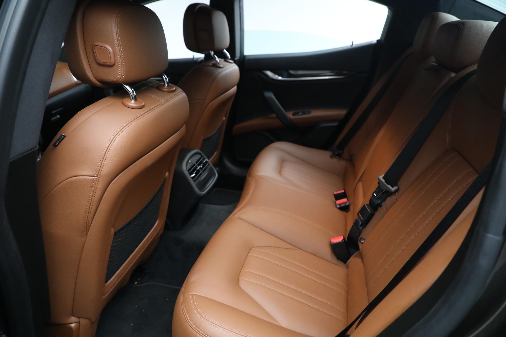 New 2018 Maserati Ghibli S Q4 For Sale In Greenwich, CT 2011_p11