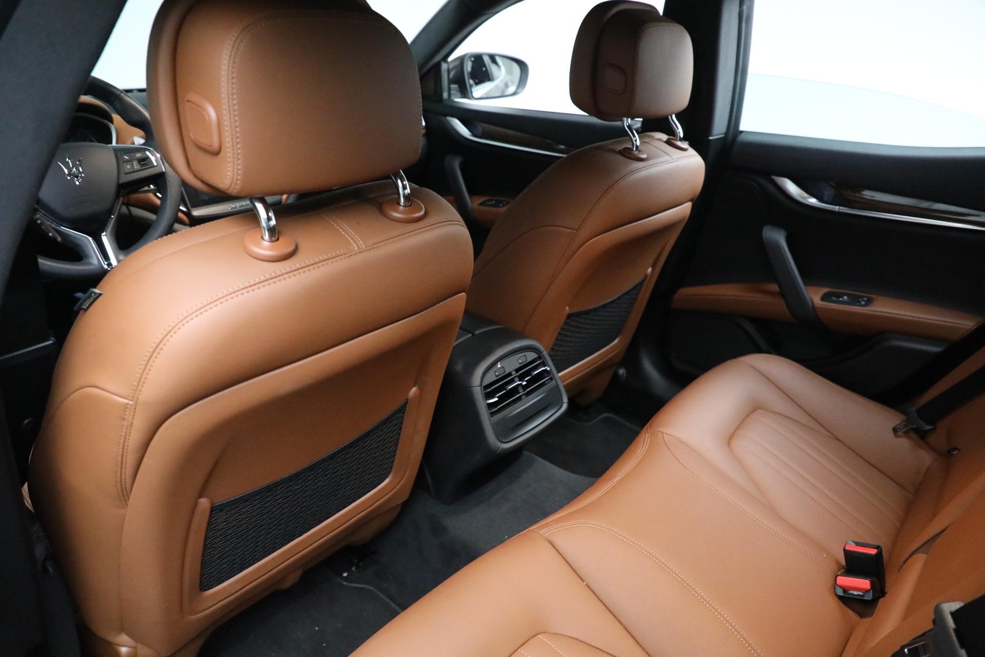 New 2018 Maserati Ghibli S Q4 For Sale In Greenwich, CT 2011_p12