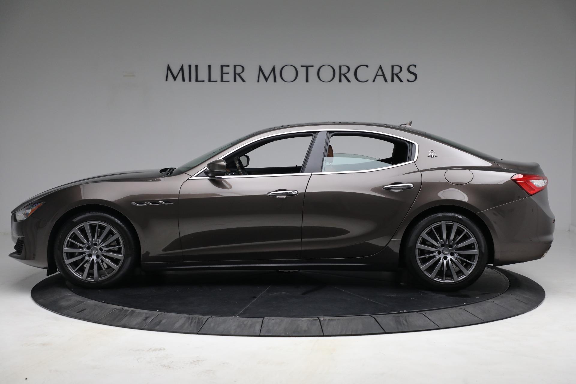 New 2018 Maserati Ghibli S Q4 For Sale In Greenwich, CT 2011_p2