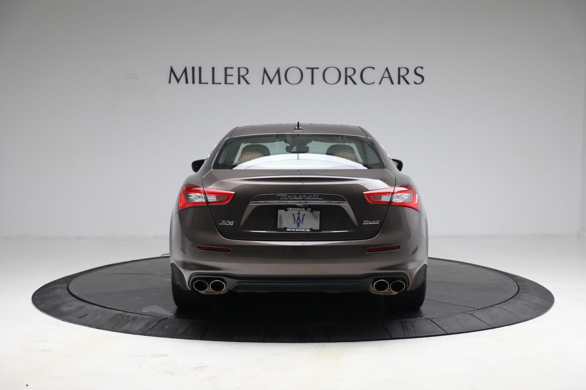 New 2018 Maserati Ghibli S Q4 For Sale In Greenwich, CT 2011_p3