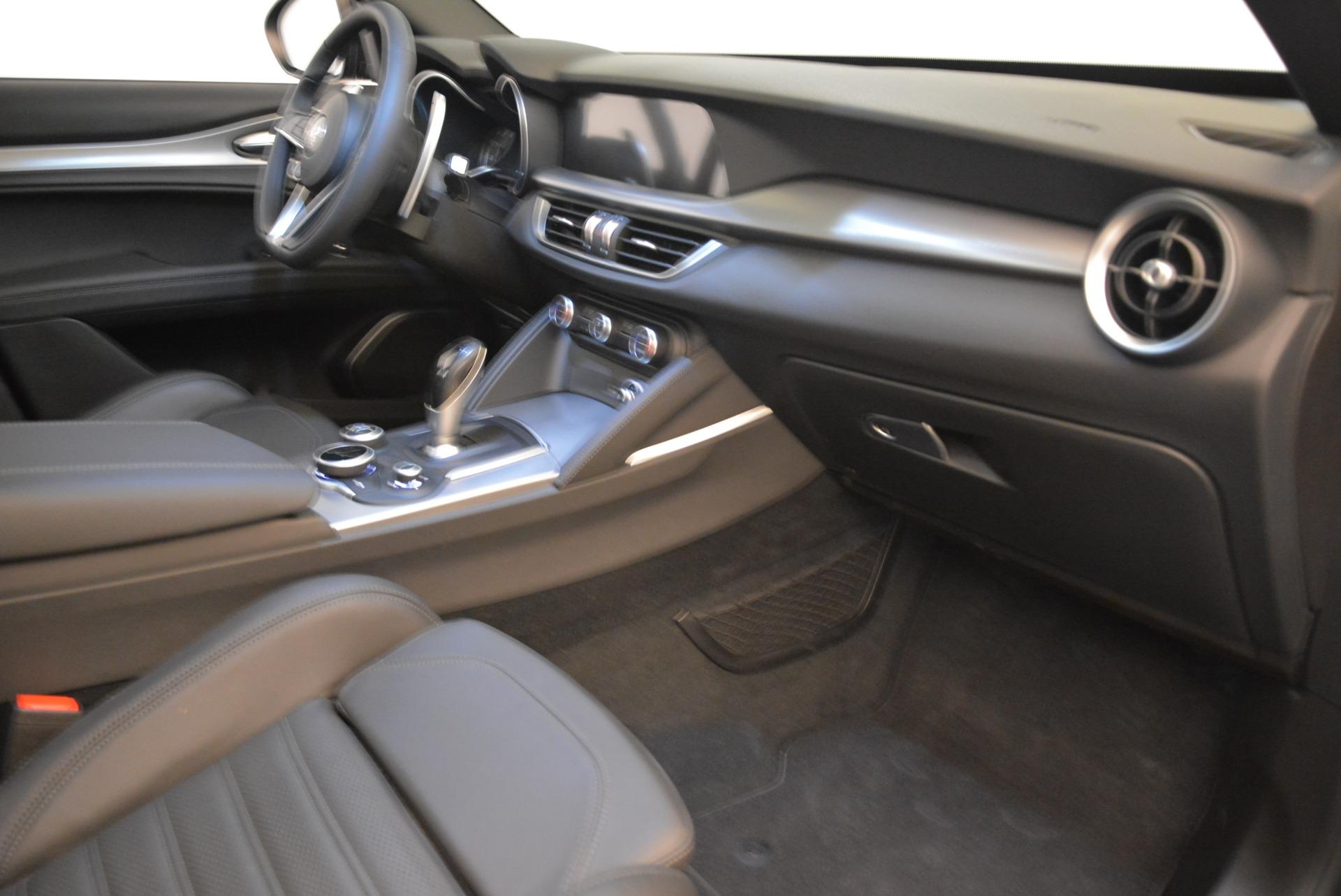 New 2018 Alfa Romeo Stelvio Ti Sport Q4 For Sale In Greenwich, CT 2012_p19