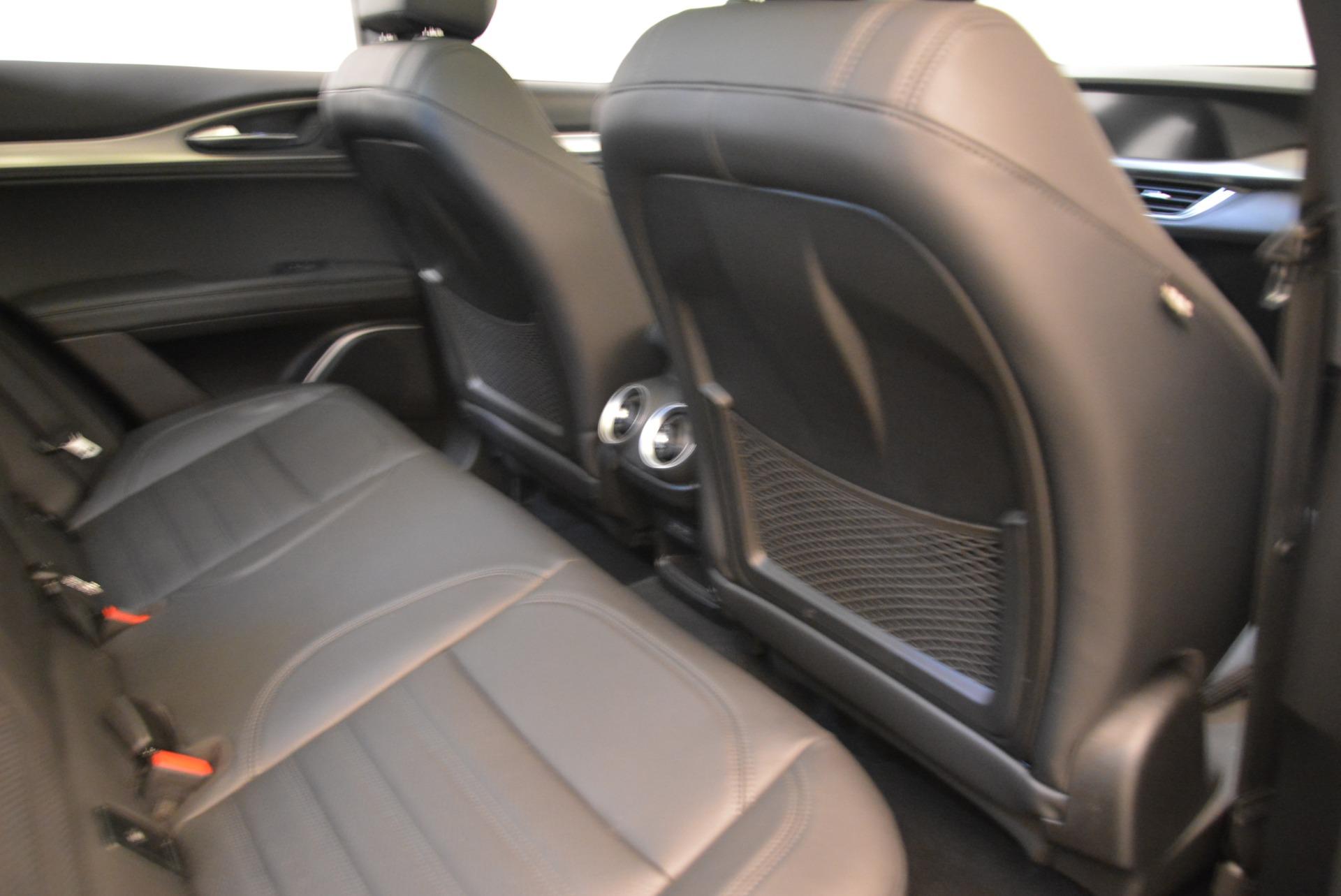 New 2018 Alfa Romeo Stelvio Ti Sport Q4 For Sale In Greenwich, CT 2012_p22