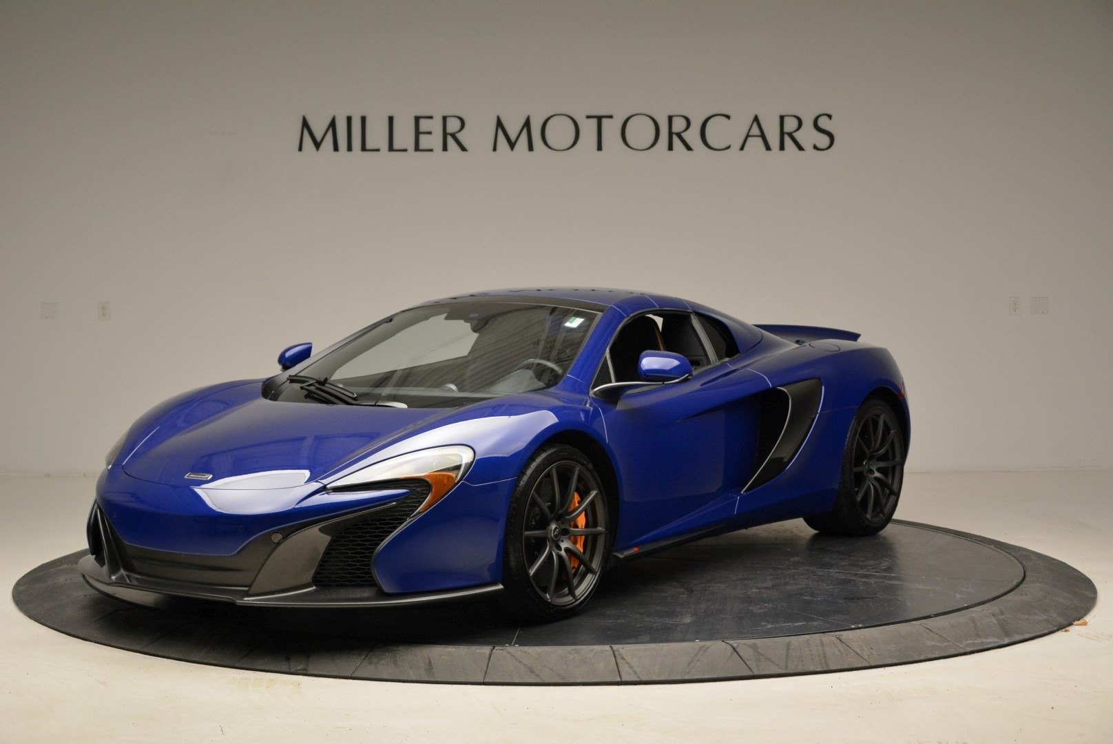 Used 2016 McLaren 650S Spider For Sale In Greenwich, CT 2013_p15
