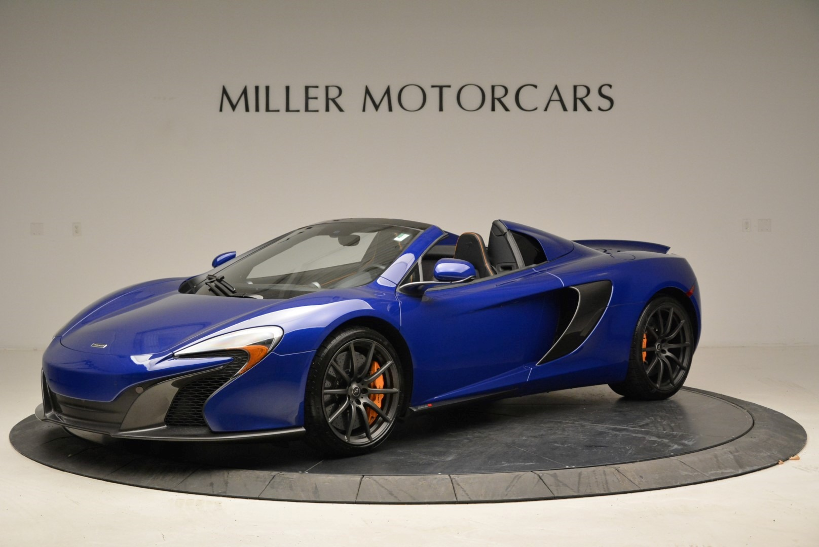 Used 2016 McLaren 650S Spider For Sale In Greenwich, CT 2013_p2
