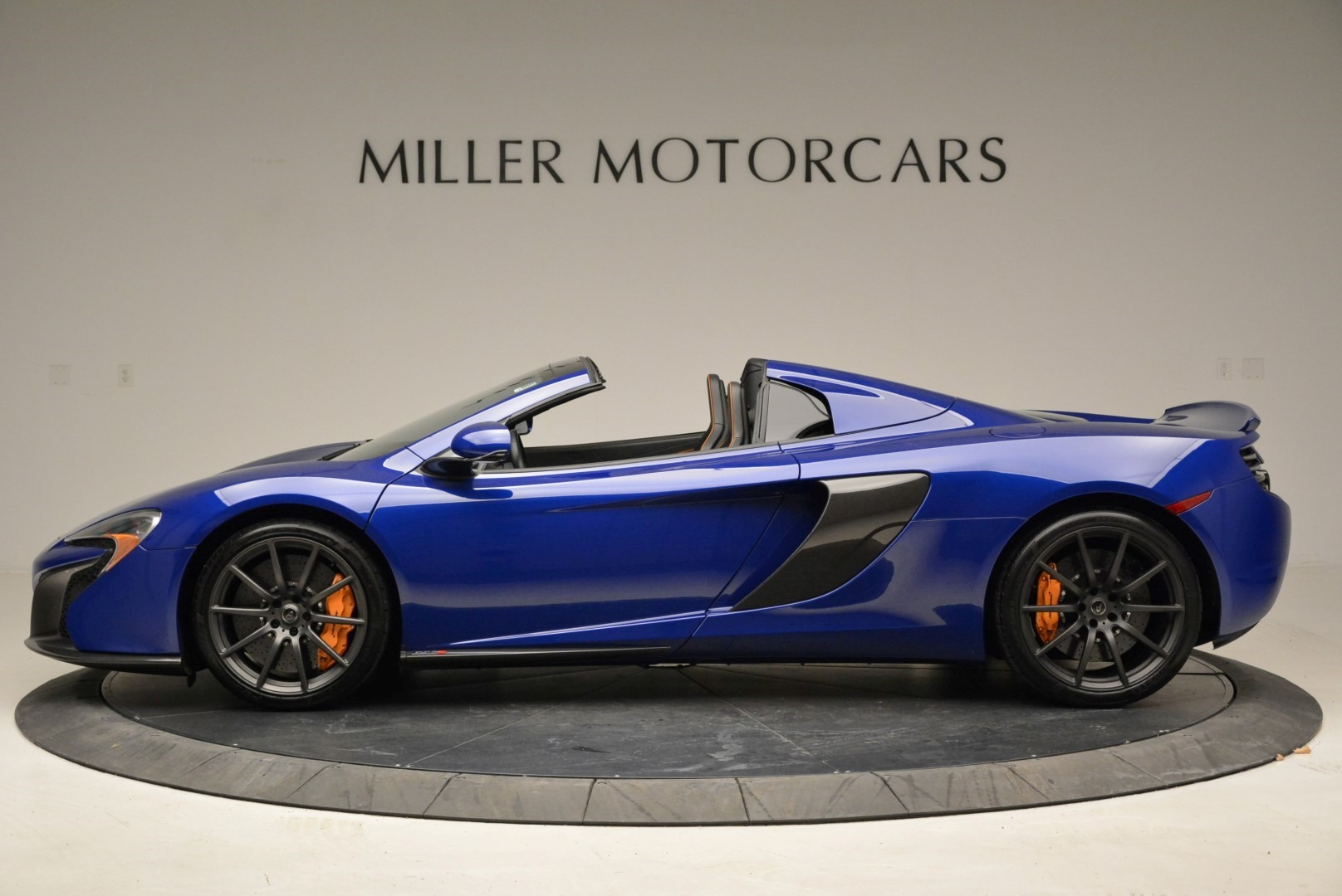 Used 2016 McLaren 650S Spider For Sale In Greenwich, CT 2013_p3