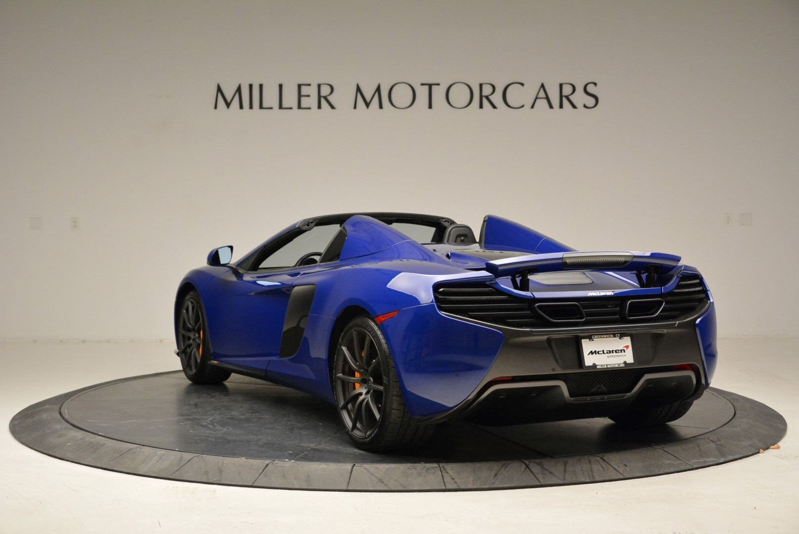 Used 2016 McLaren 650S Spider For Sale In Greenwich, CT 2013_p5