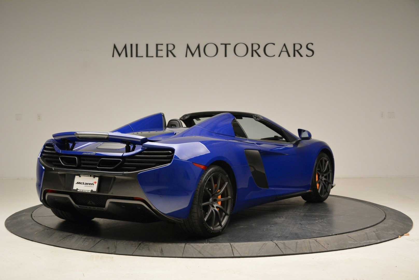Used 2016 McLaren 650S Spider For Sale In Greenwich, CT 2013_p7