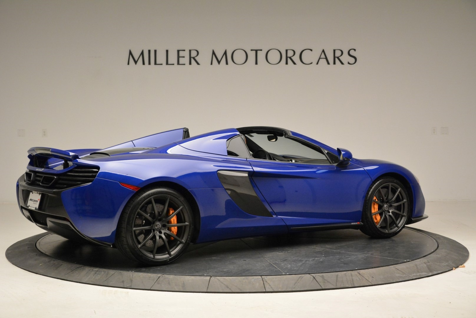 Used 2016 McLaren 650S Spider For Sale In Greenwich, CT 2013_p8