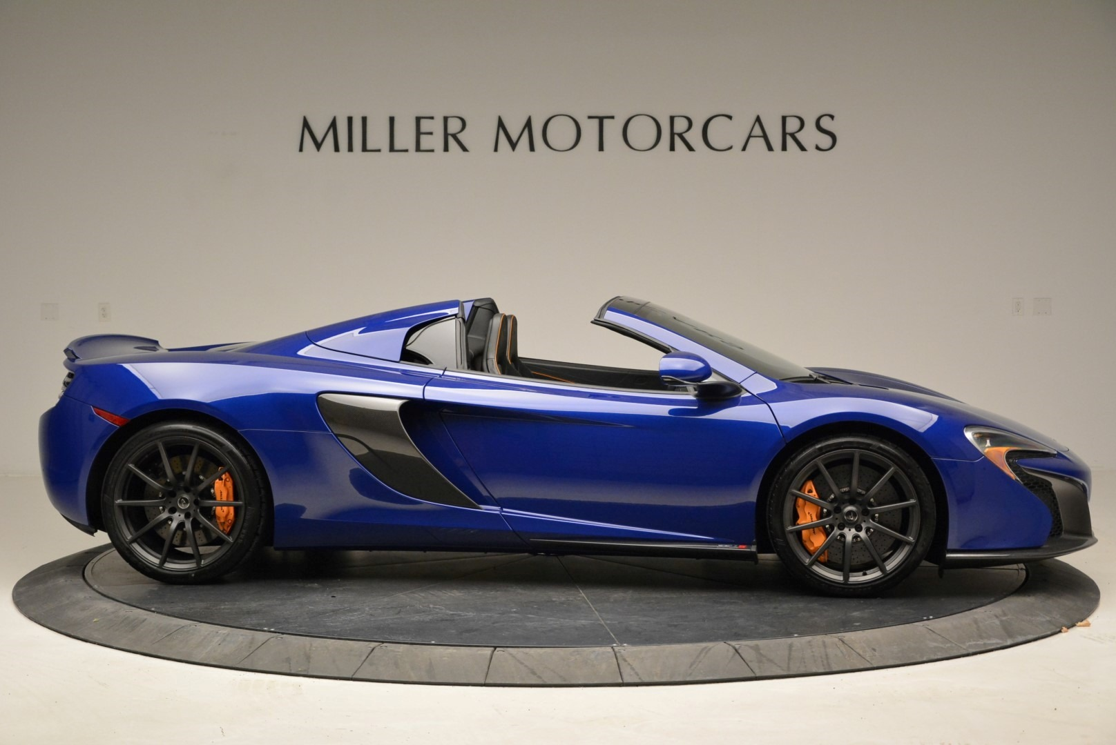 Used 2016 McLaren 650S Spider For Sale In Greenwich, CT 2013_p9