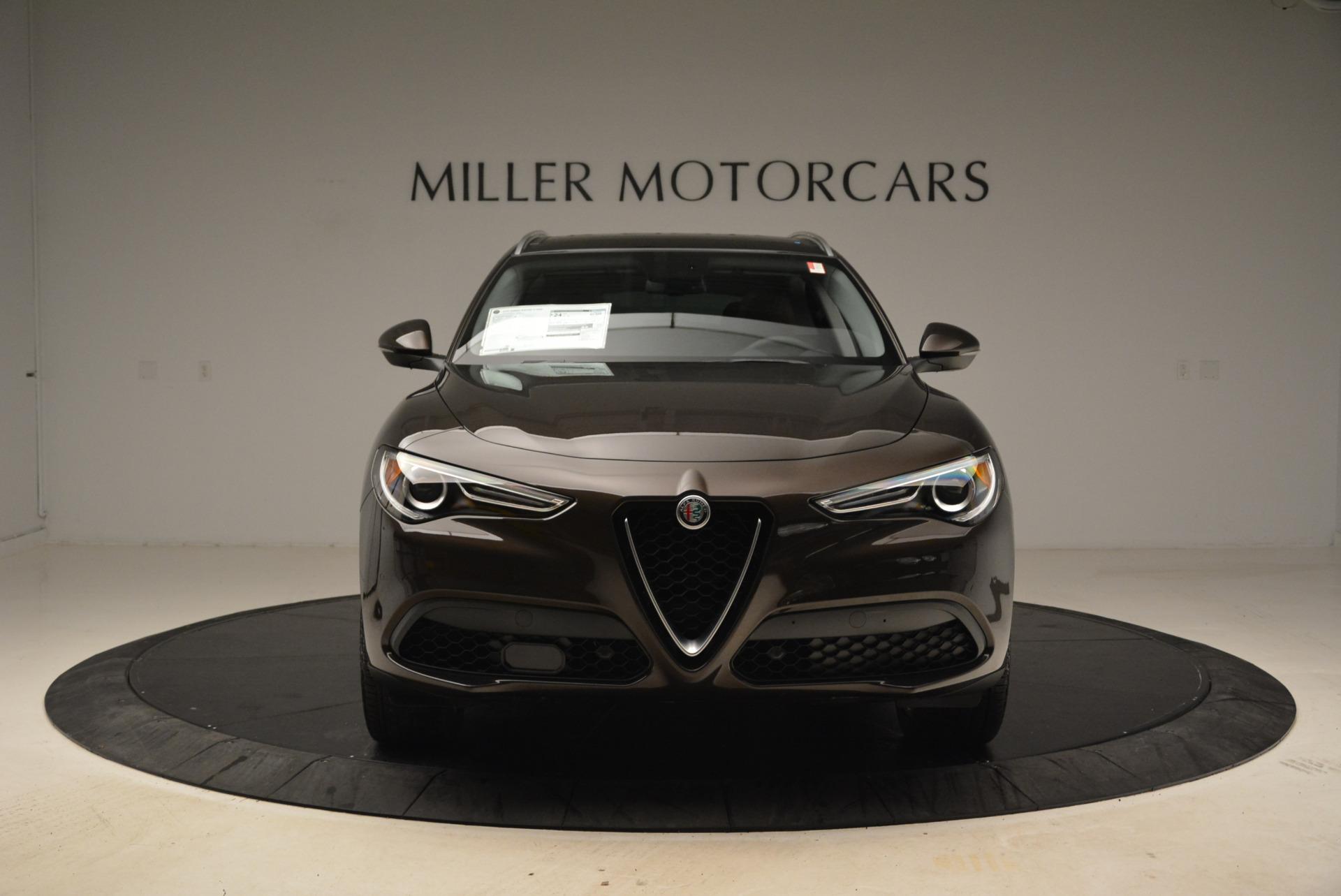 New 2018 Alfa Romeo Stelvio Ti Q4 For Sale In Greenwich, CT 2014_p12