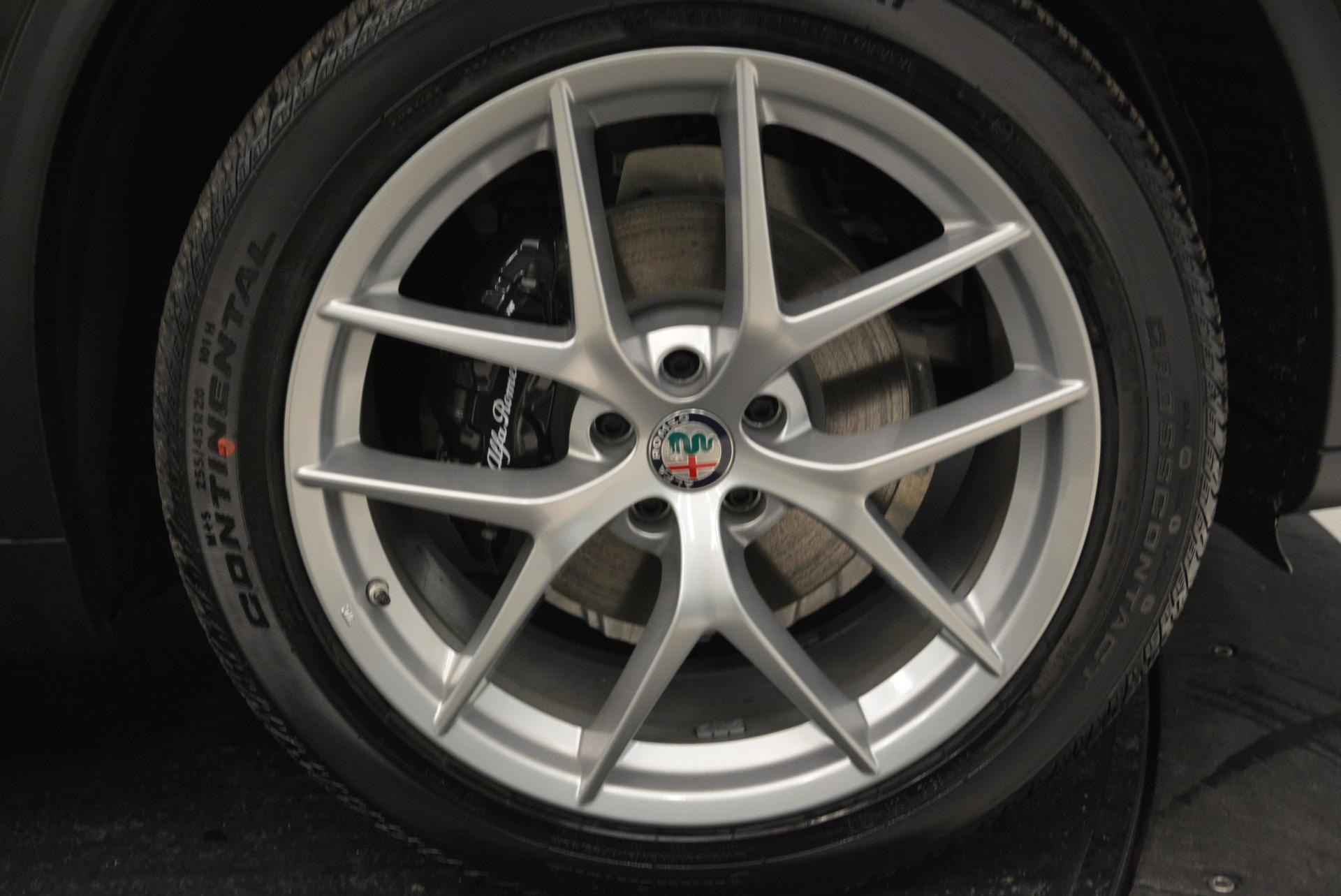 New 2018 Alfa Romeo Stelvio Ti Q4 For Sale In Greenwich, CT 2014_p25