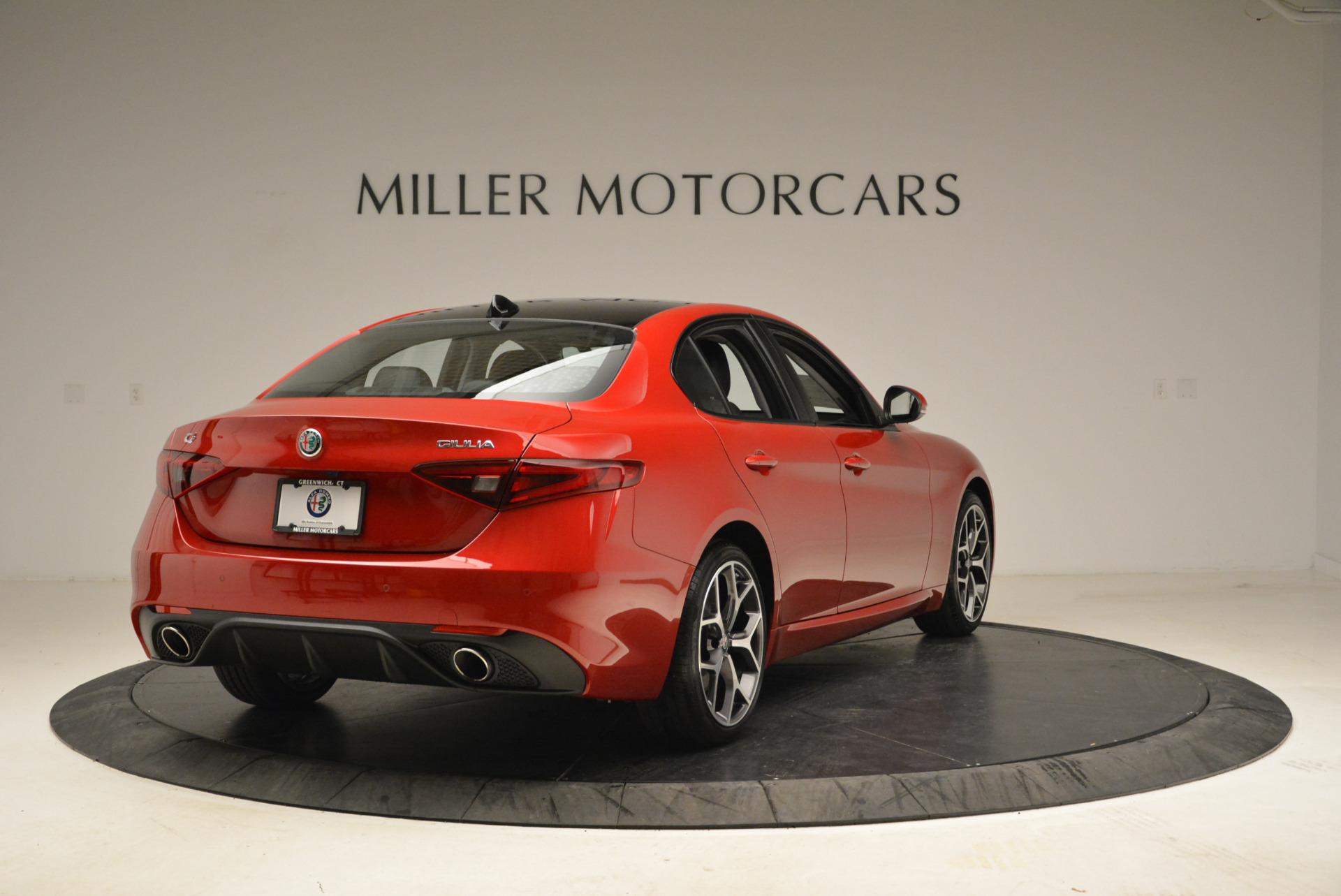 New 2018 Alfa Romeo Giulia Ti Sport Q4 For Sale In Greenwich, CT 2016_p7