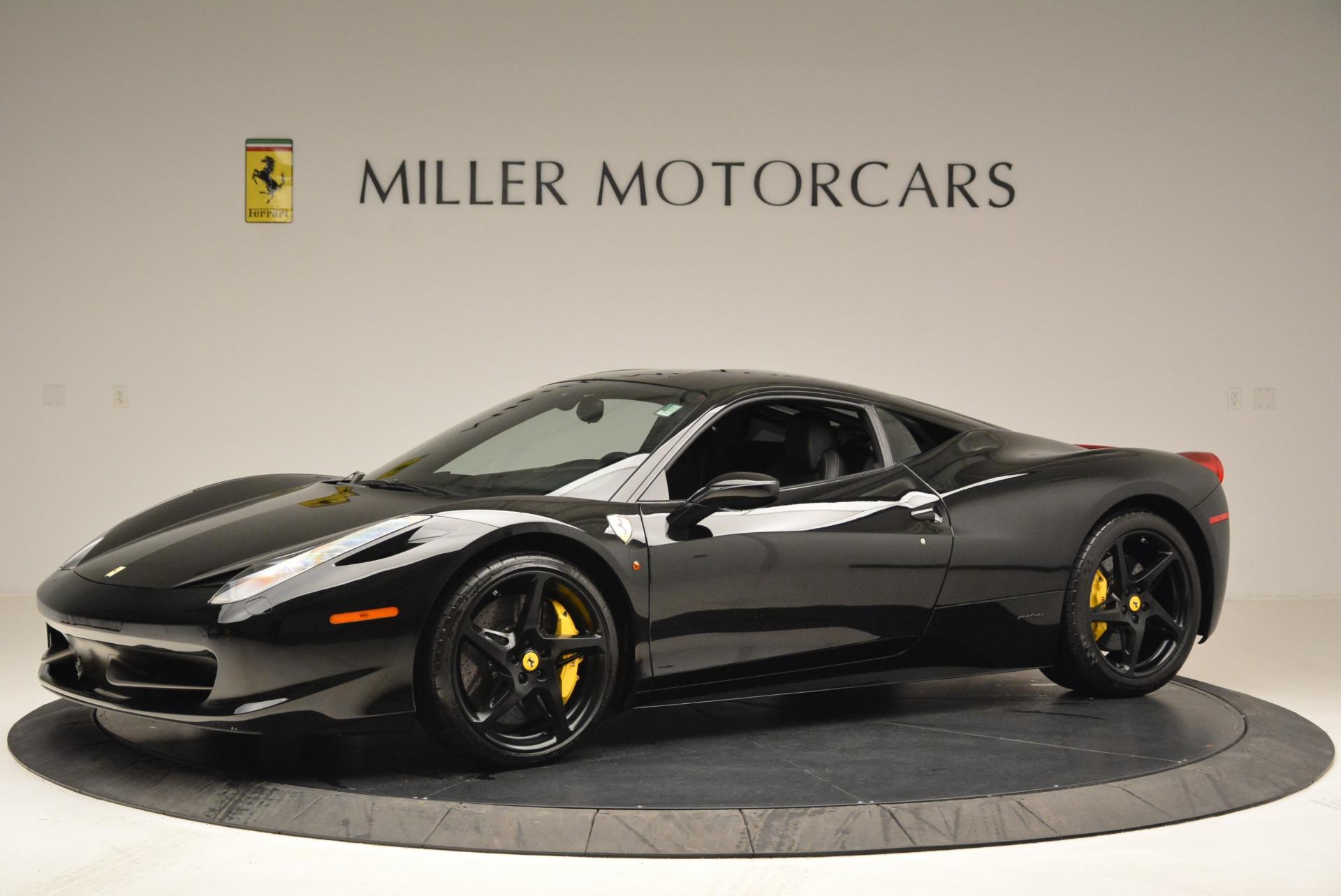 Used 2011 Ferrari 458 Italia  For Sale In Greenwich, CT 2018_p2