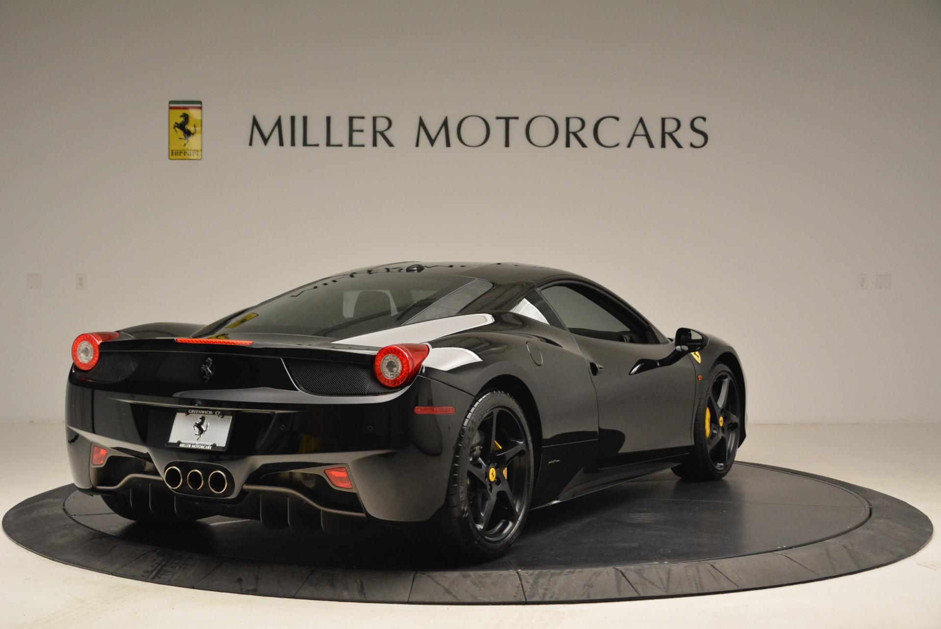 Used 2011 Ferrari 458 Italia  For Sale In Greenwich, CT 2018_p7