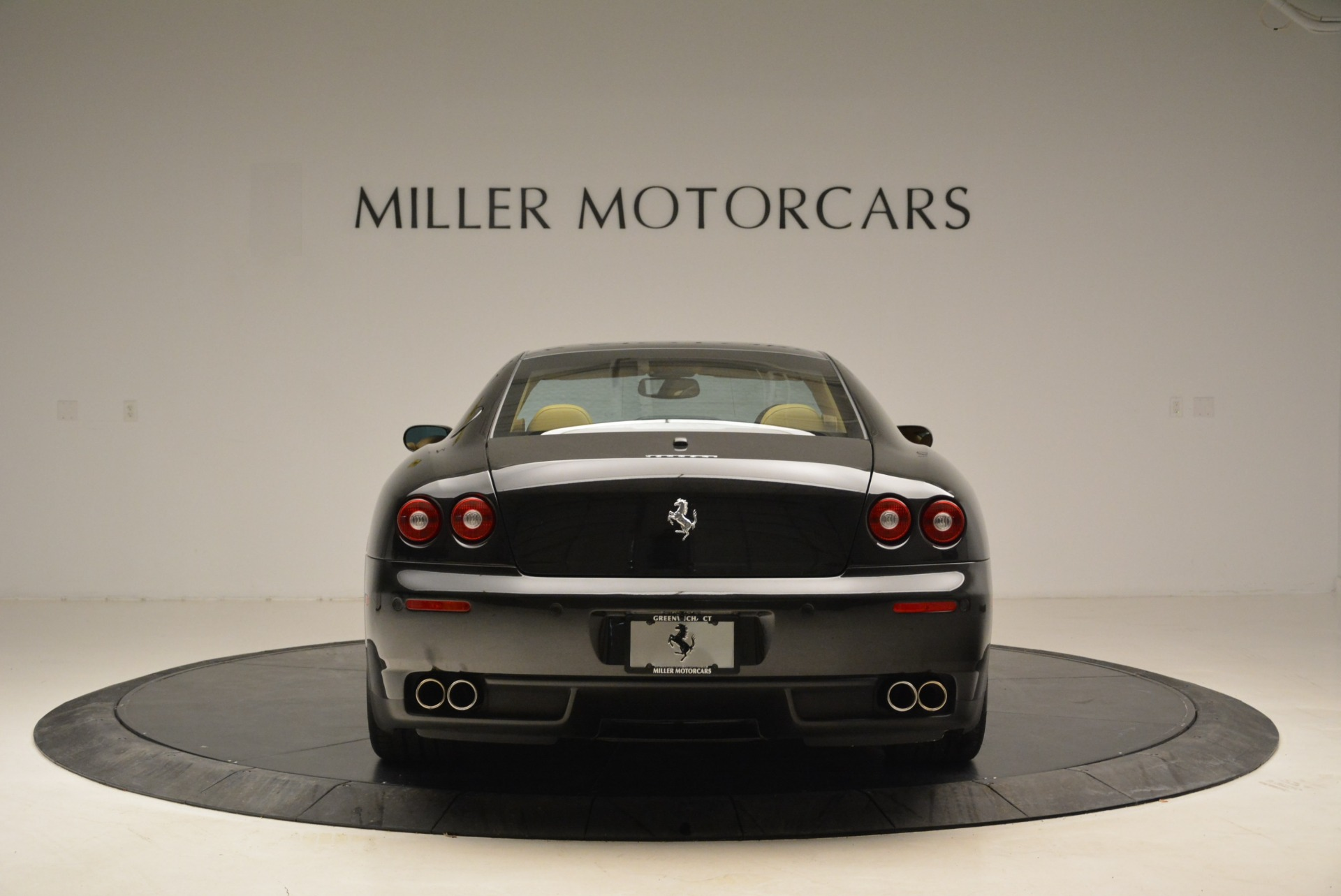 Used 2008 Ferrari 612 Scaglietti OTO For Sale In Greenwich, CT 2019_p6