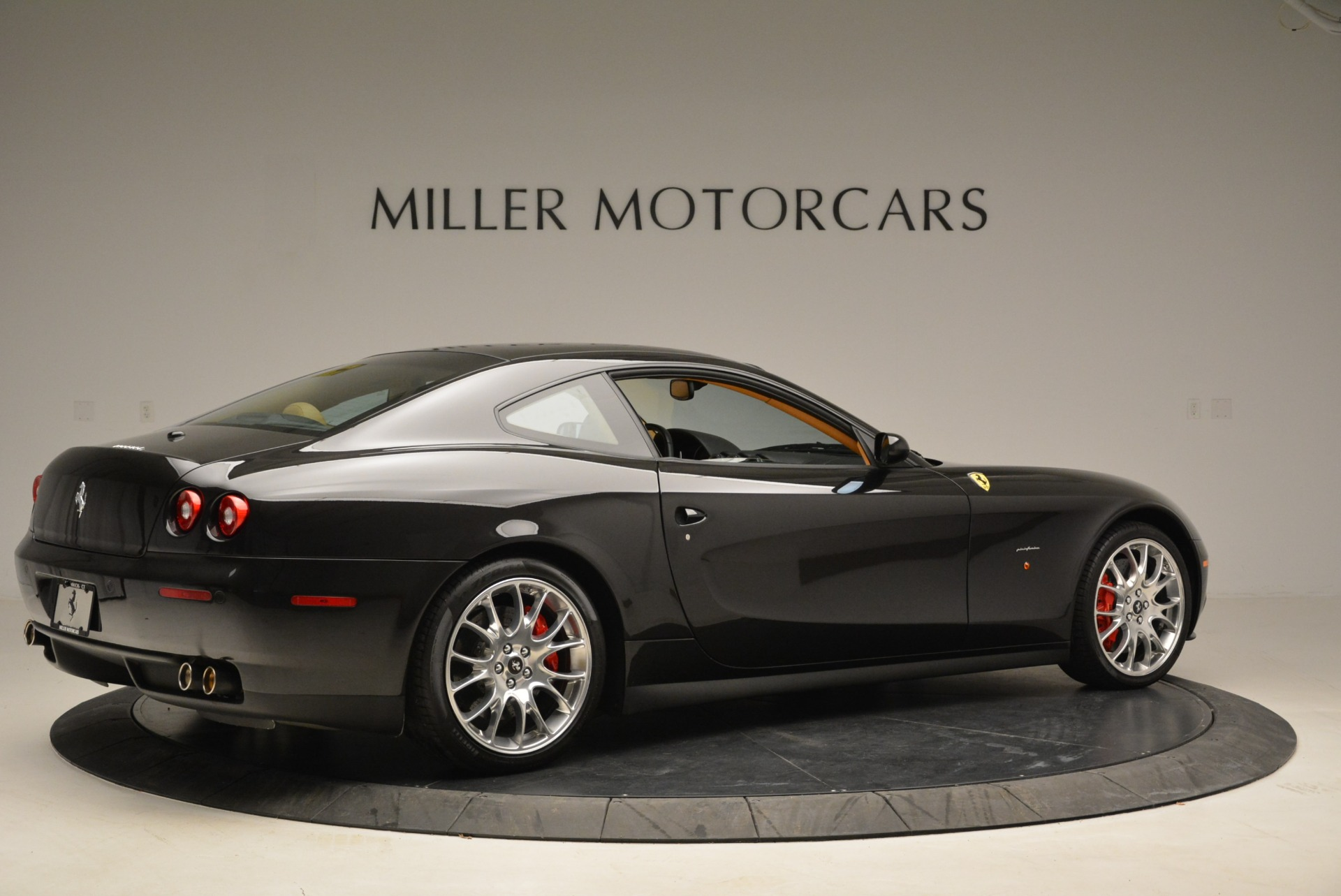 Used 2008 Ferrari 612 Scaglietti OTO For Sale In Greenwich, CT 2019_p8