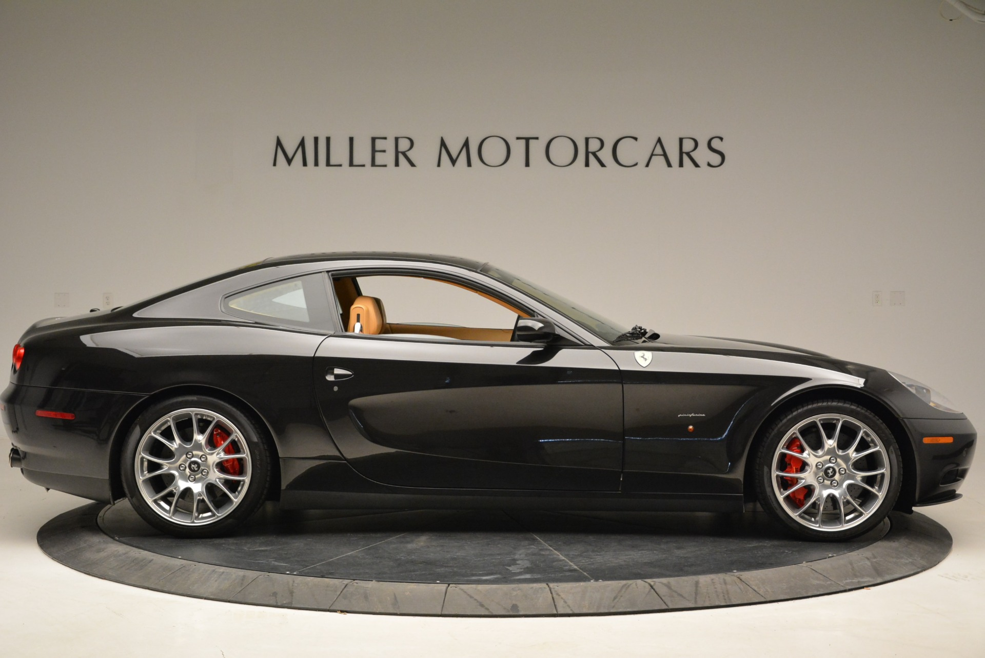 Used 2008 Ferrari 612 Scaglietti OTO For Sale In Greenwich, CT 2019_p9