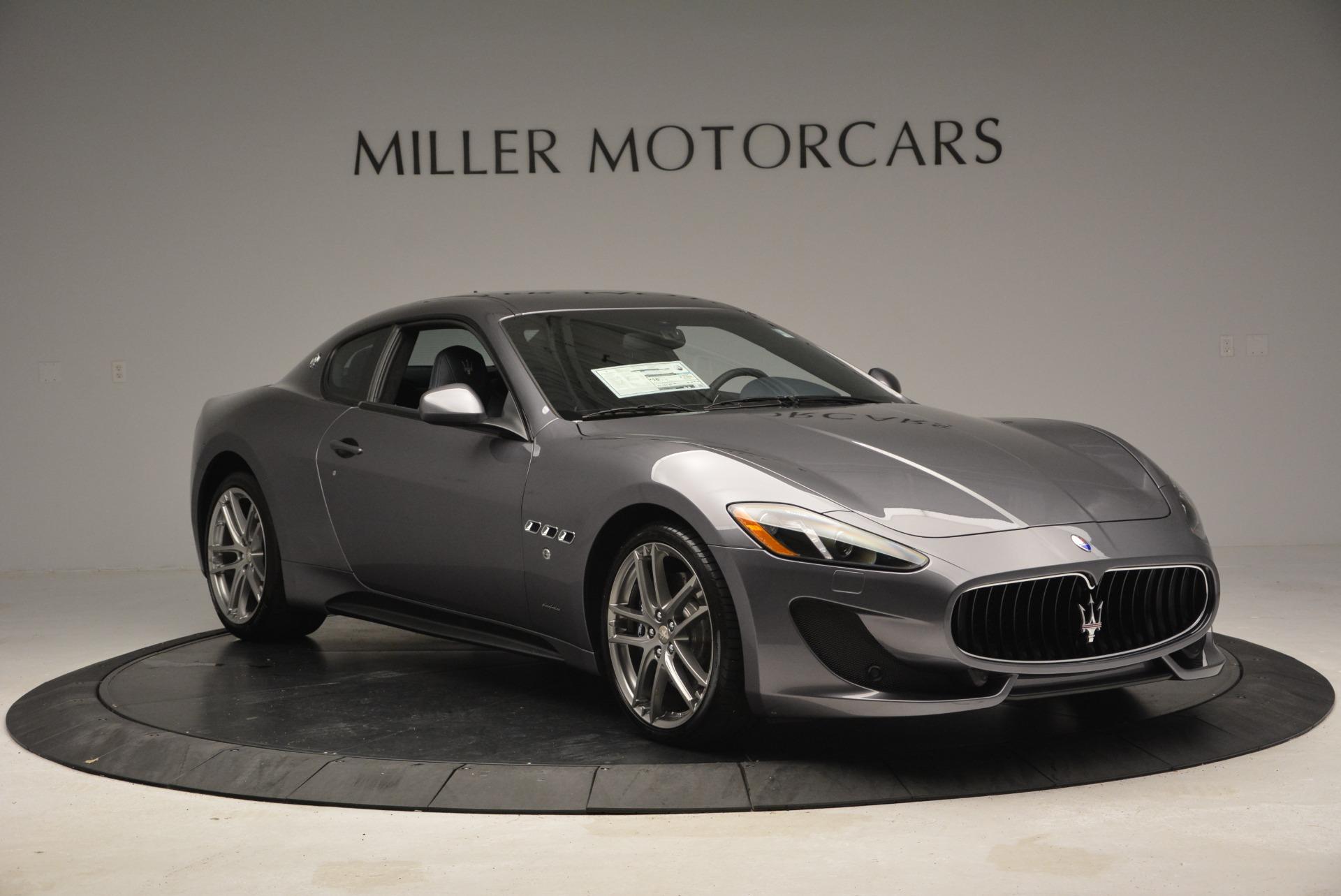 Used 2016 Maserati GranTurismo Sport For Sale In Greenwich, CT 2021_p12