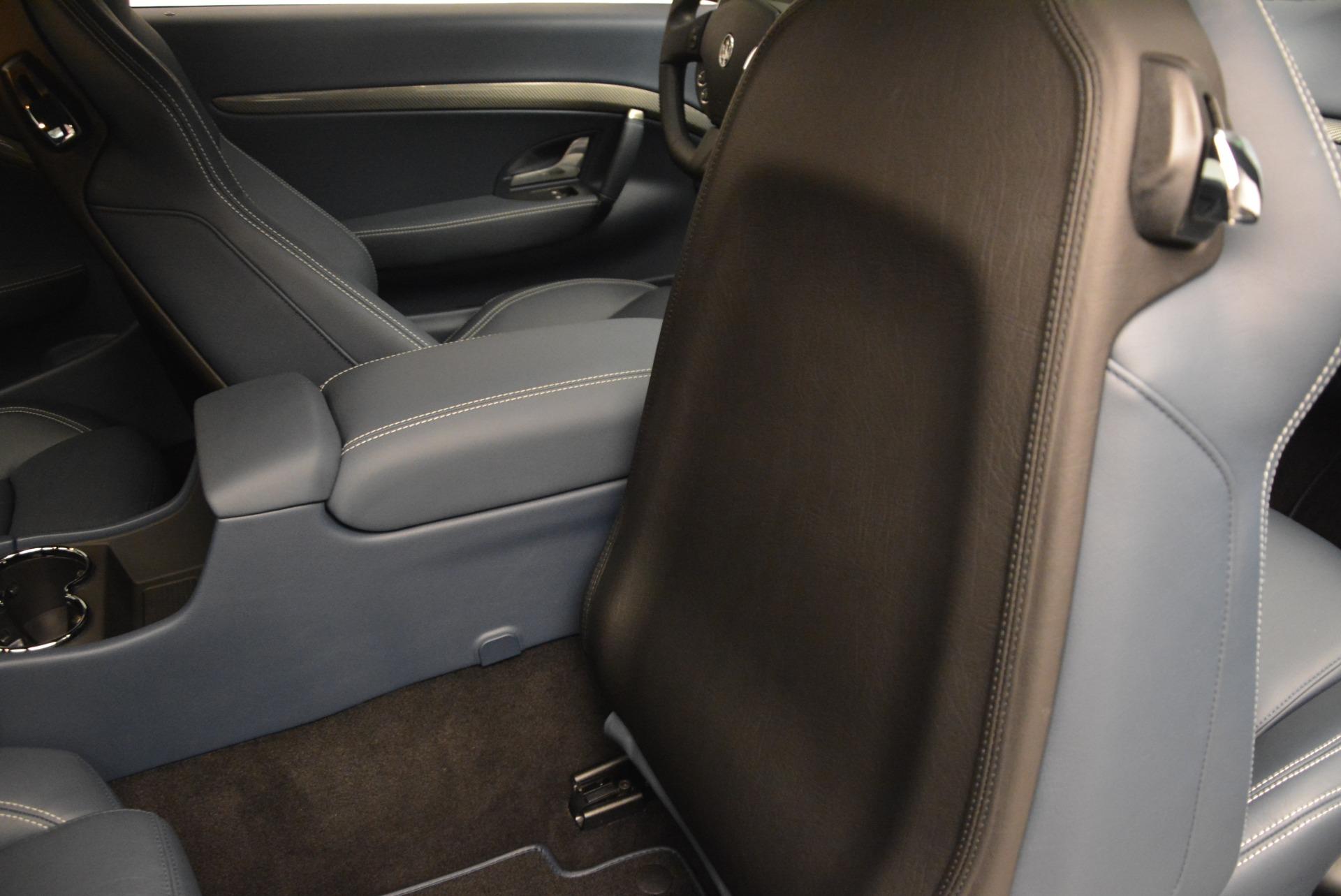 Used 2016 Maserati GranTurismo Sport For Sale In Greenwich, CT 2021_p23