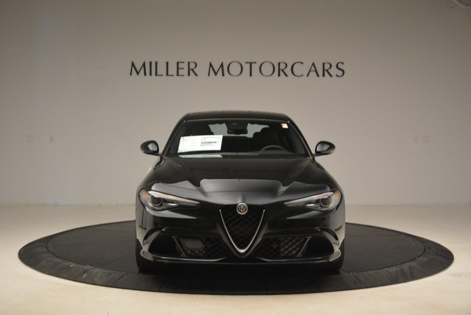 New 2018 Alfa Romeo Giulia Quadrifoglio For Sale In Greenwich, CT 2022_p12
