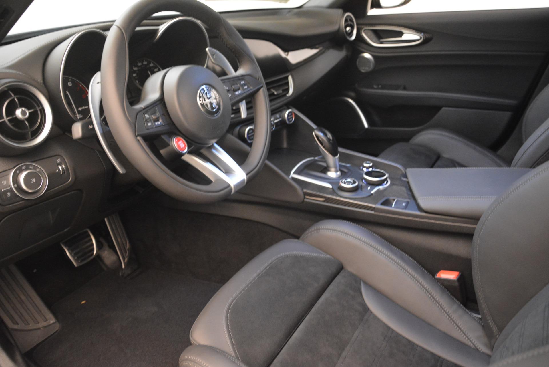 New 2018 Alfa Romeo Giulia Quadrifoglio For Sale In Greenwich, CT 2022_p13