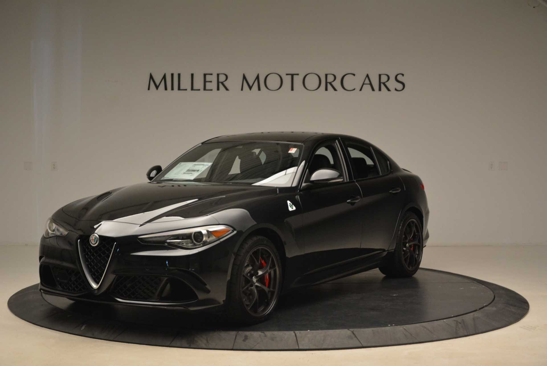 New 2018 Alfa Romeo Giulia Quadrifoglio For Sale In Greenwich, CT
