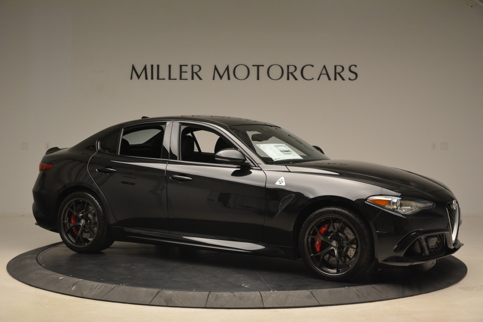 New 2018 Alfa Romeo Giulia Quadrifoglio For Sale In Greenwich, CT 2025_p10