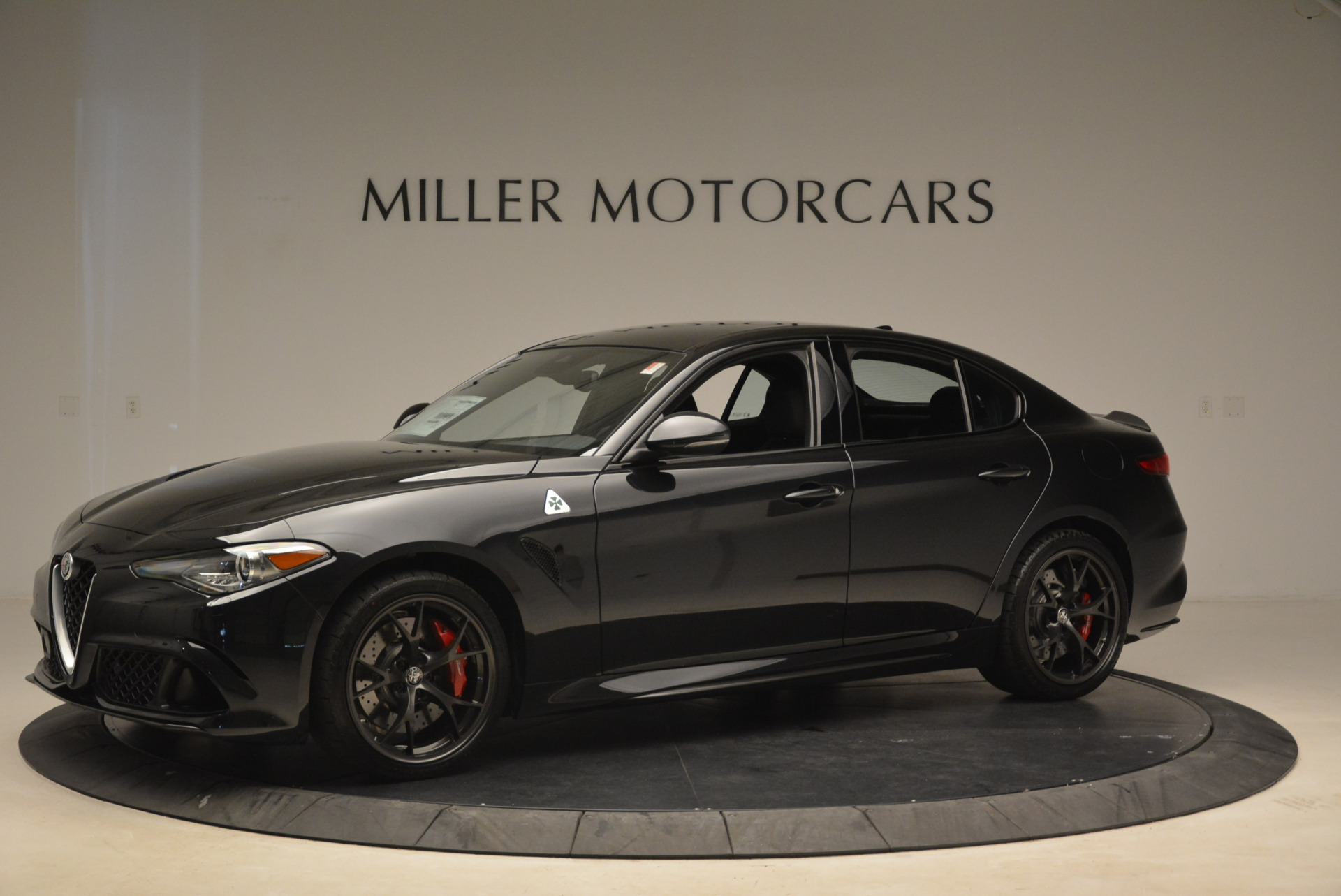 New 2018 Alfa Romeo Giulia Quadrifoglio For Sale In Greenwich, CT 2025_p2