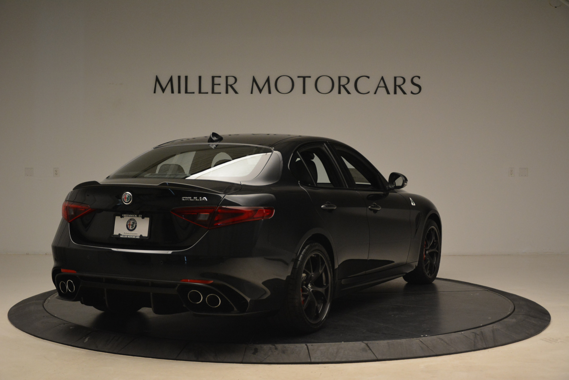 New 2018 Alfa Romeo Giulia Quadrifoglio For Sale In Greenwich, CT 2025_p7