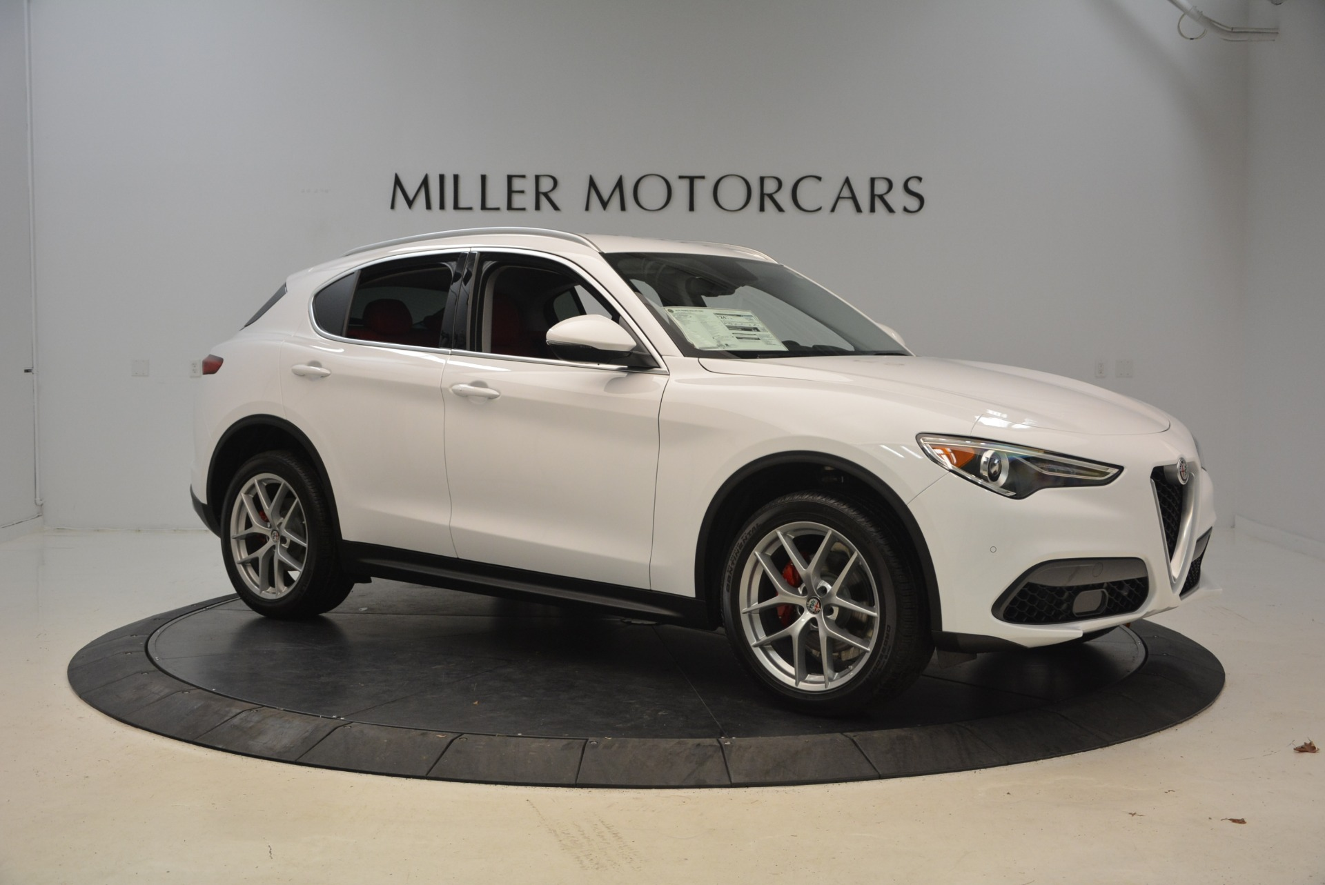 New 2018 Alfa Romeo Stelvio Ti Q4 For Sale In Greenwich, CT 2027_p10