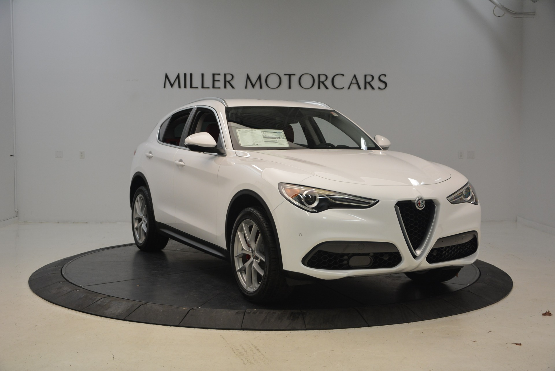 New 2018 Alfa Romeo Stelvio Ti Q4 For Sale In Greenwich, CT 2027_p11