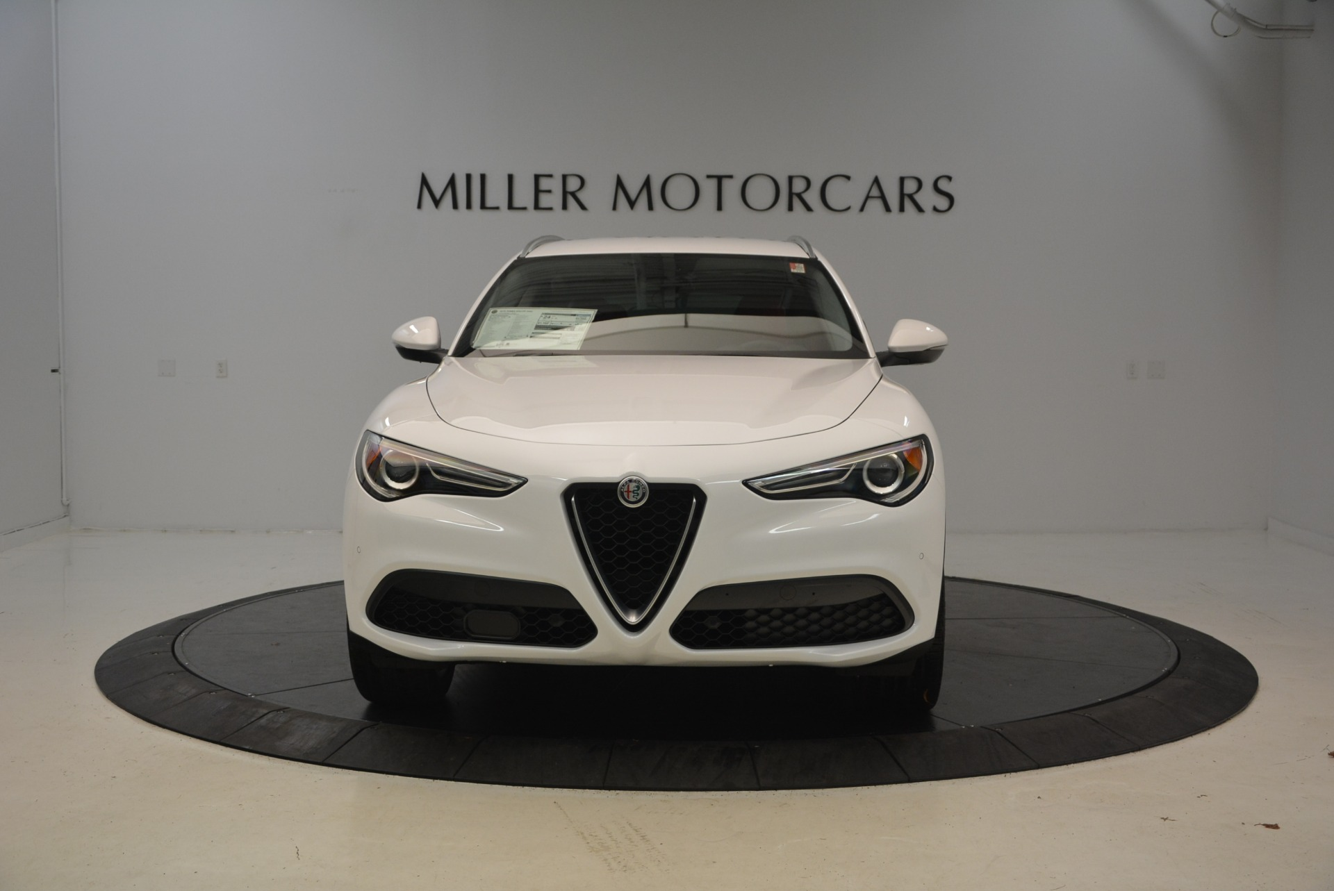 New 2018 Alfa Romeo Stelvio Ti Q4 For Sale In Greenwich, CT 2027_p12