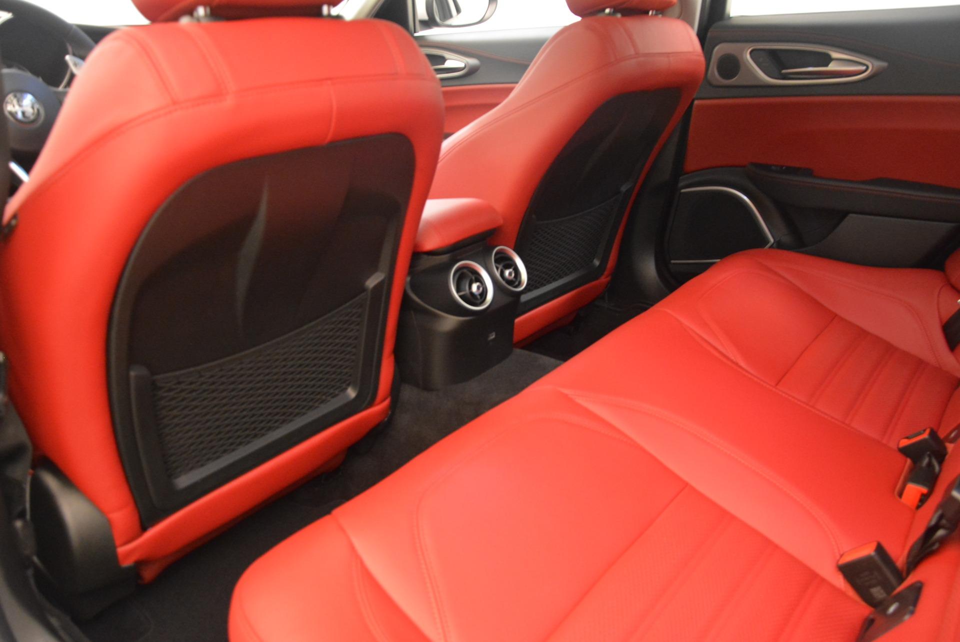 New 2018 Alfa Romeo Giulia Ti Sport Q4 For Sale In Greenwich, CT 2028_p5