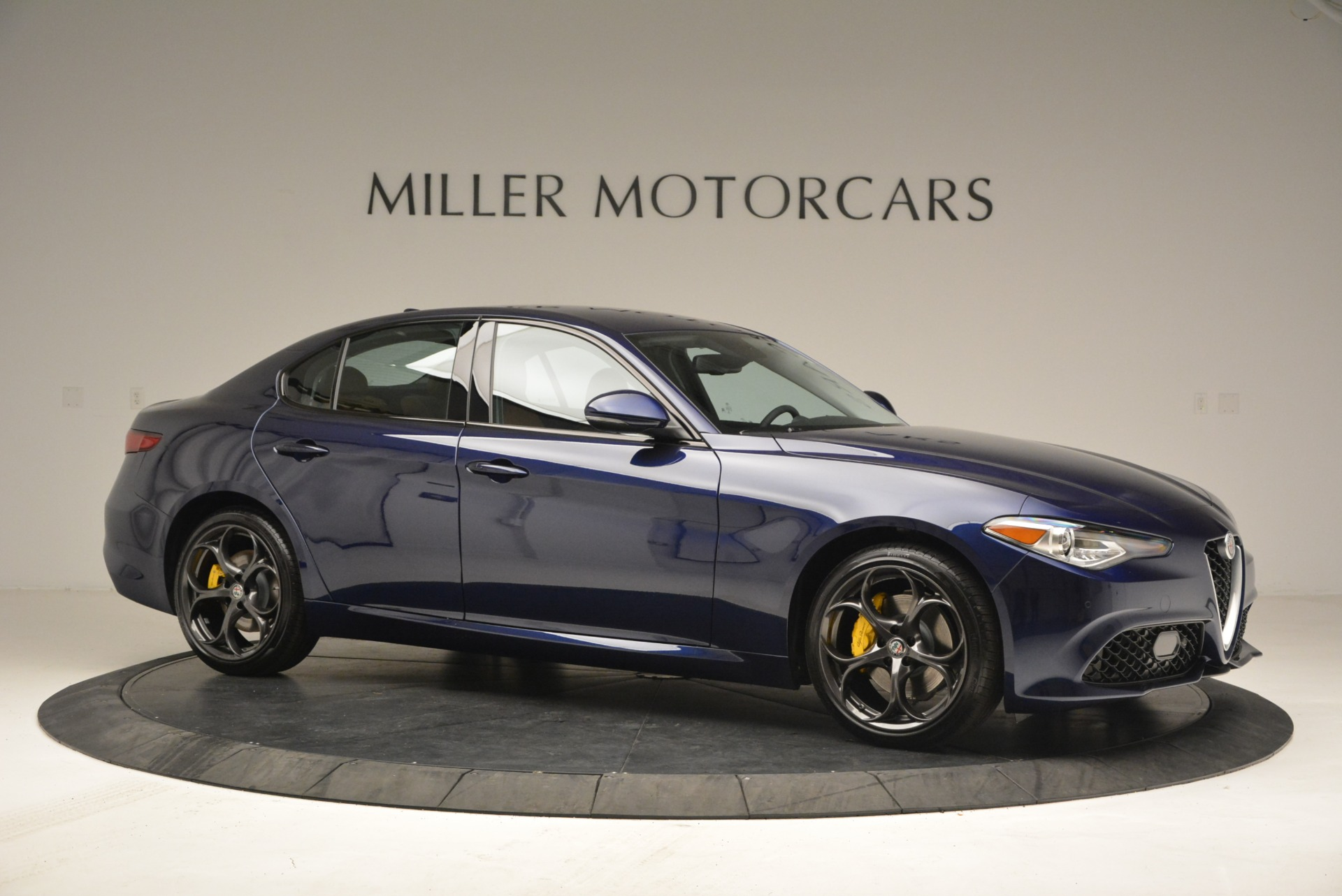 New 2018 Alfa Romeo Giulia Ti Sport Q4 For Sale In Greenwich, CT 2030_p10