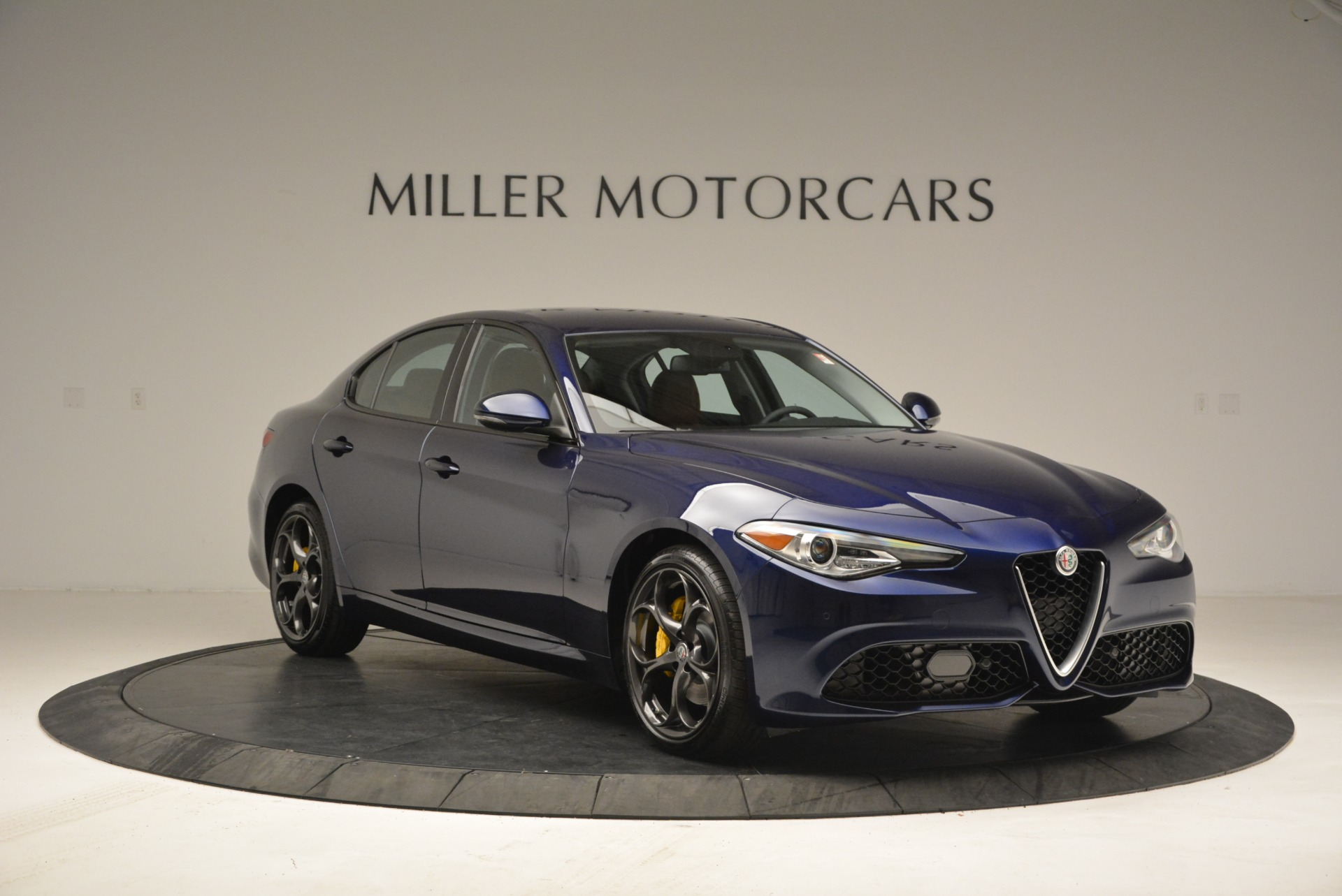 New 2018 Alfa Romeo Giulia Ti Sport Q4 For Sale In Greenwich, CT 2030_p11