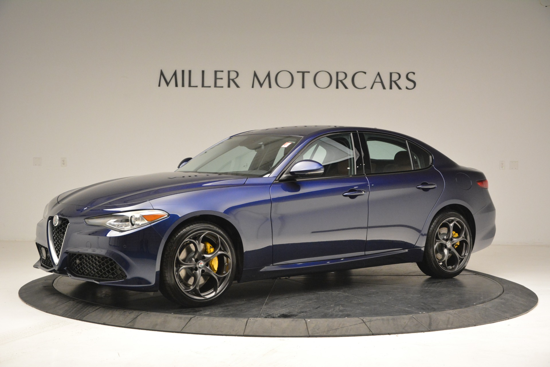 New 2018 Alfa Romeo Giulia Ti Sport Q4 For Sale In Greenwich, CT 2030_p2