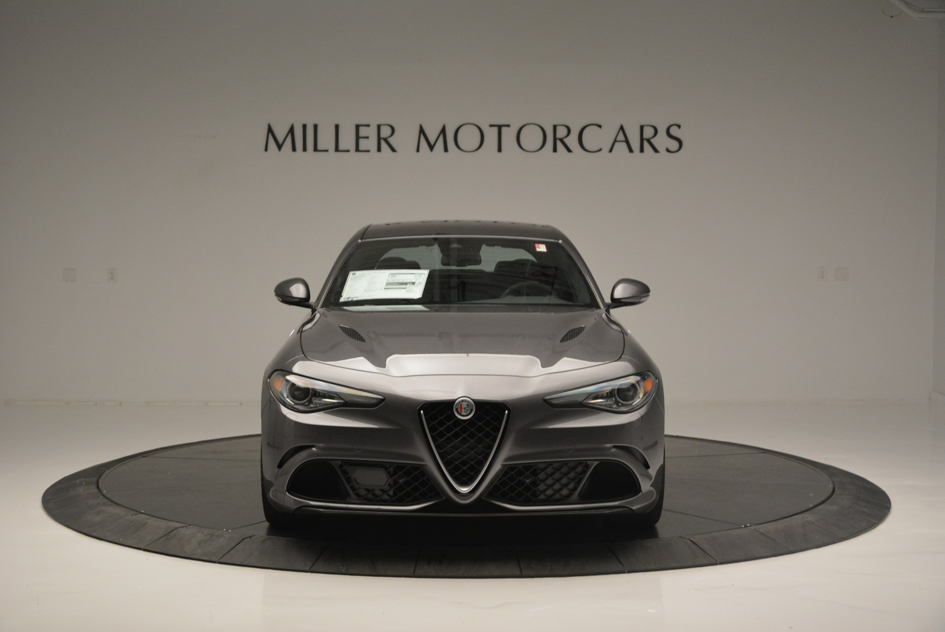 New 2018 Alfa Romeo Giulia Quadrifoglio For Sale In Greenwich, CT 2032_p12