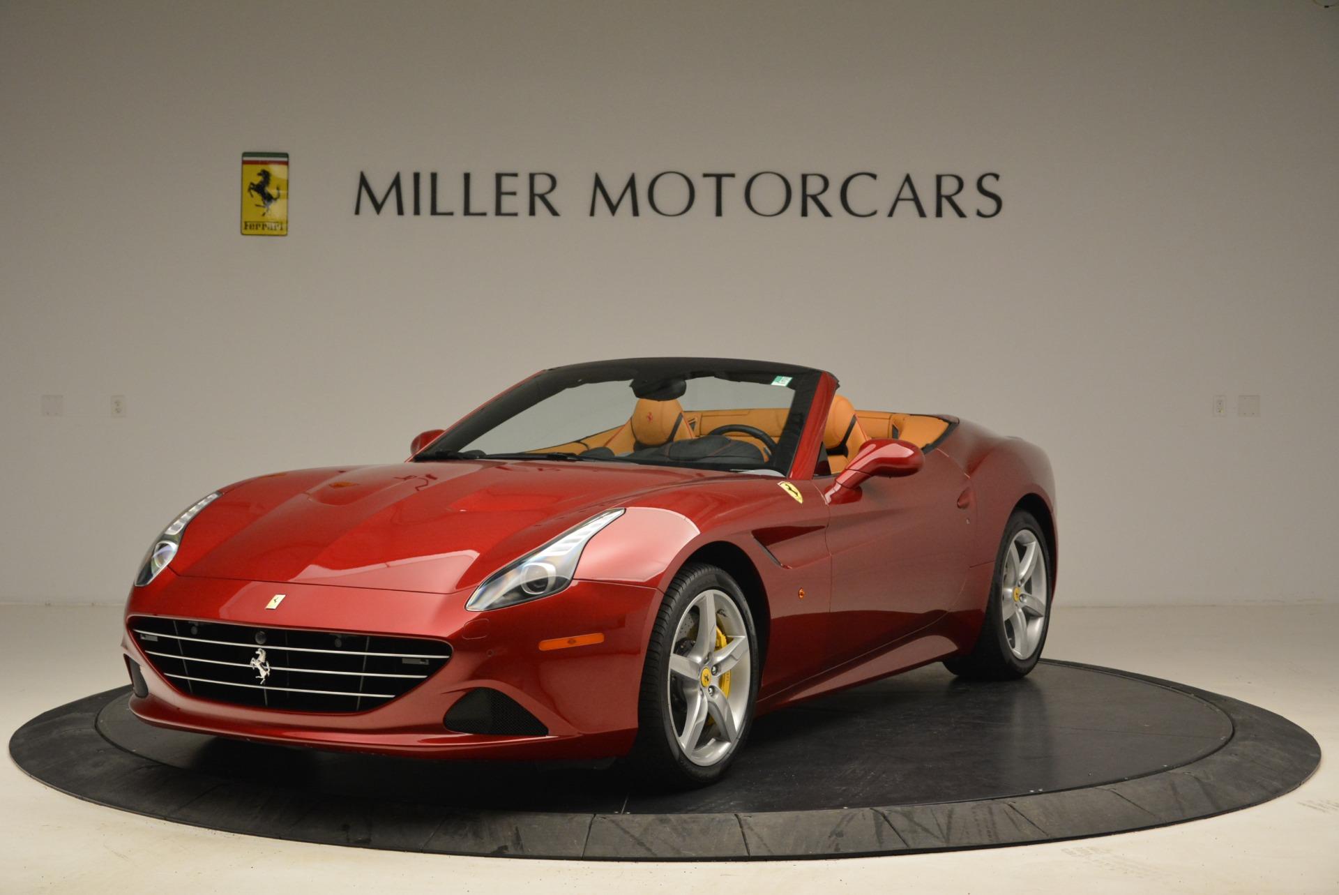 Used 2015 Ferrari California T  For Sale In Greenwich, CT 2033_main