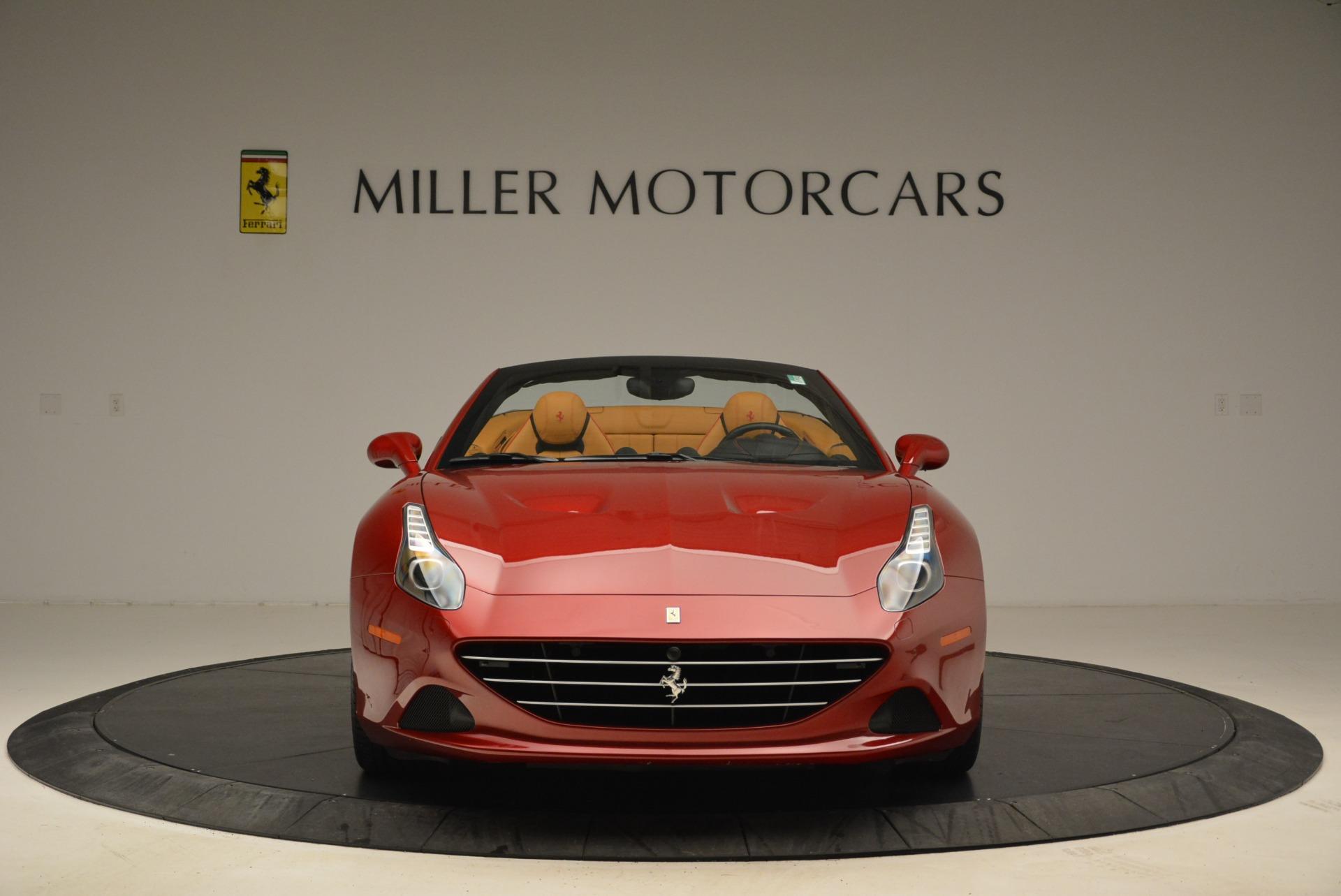 Used 2015 Ferrari California T  For Sale In Greenwich, CT 2033_p12