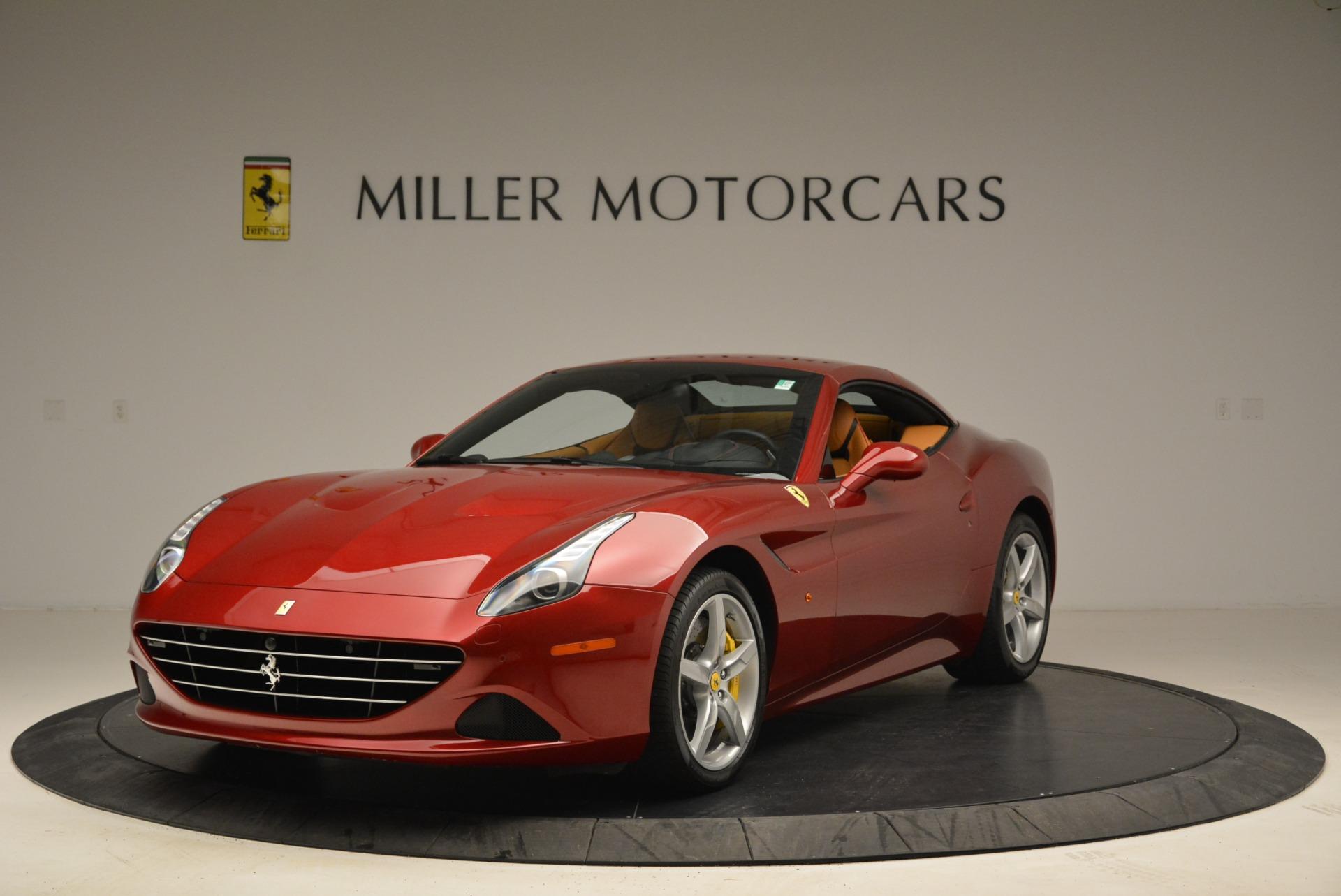 Used 2015 Ferrari California T  For Sale In Greenwich, CT 2033_p13