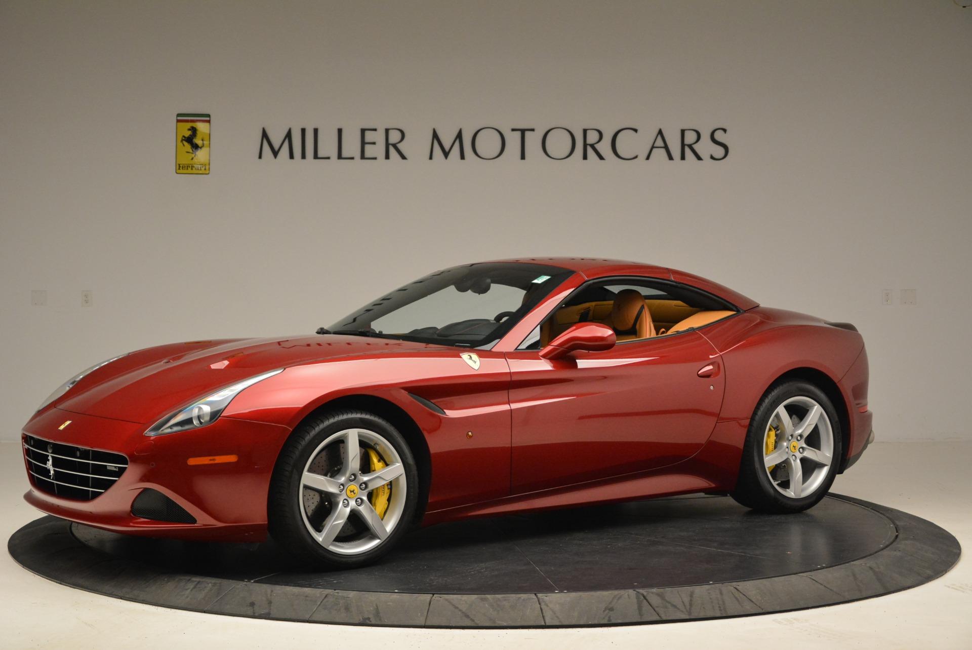Used 2015 Ferrari California T  For Sale In Greenwich, CT 2033_p14