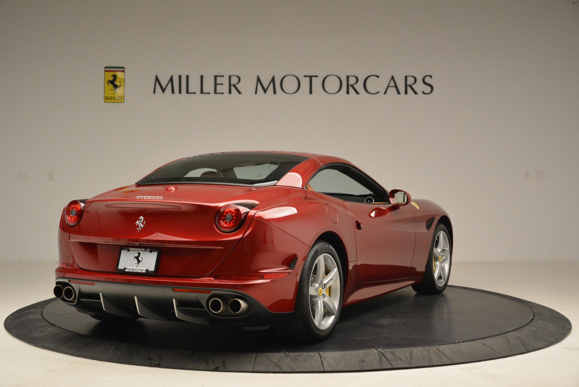 Used 2015 Ferrari California T  For Sale In Greenwich, CT 2033_p19