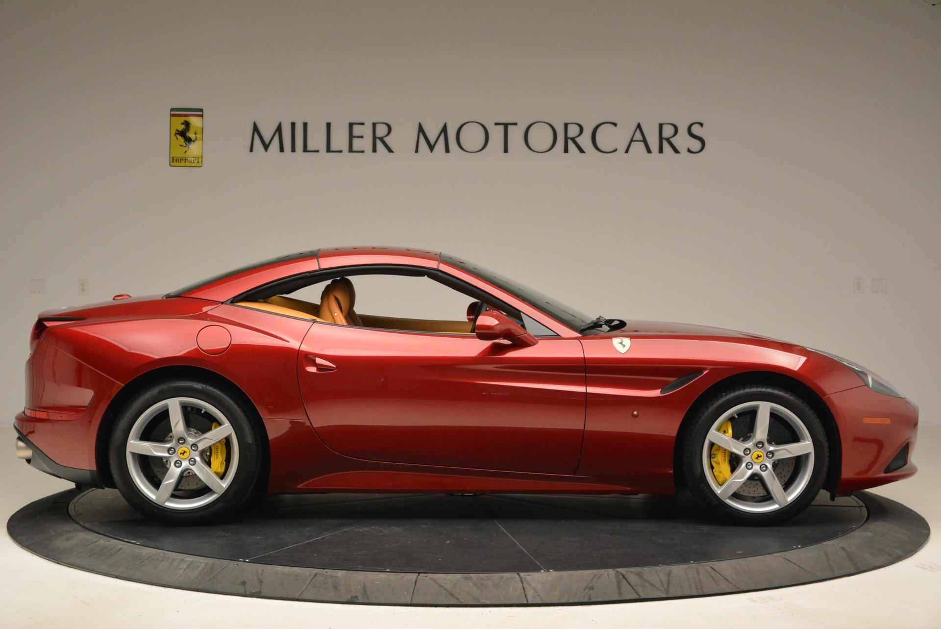 Used 2015 Ferrari California T  For Sale In Greenwich, CT 2033_p21