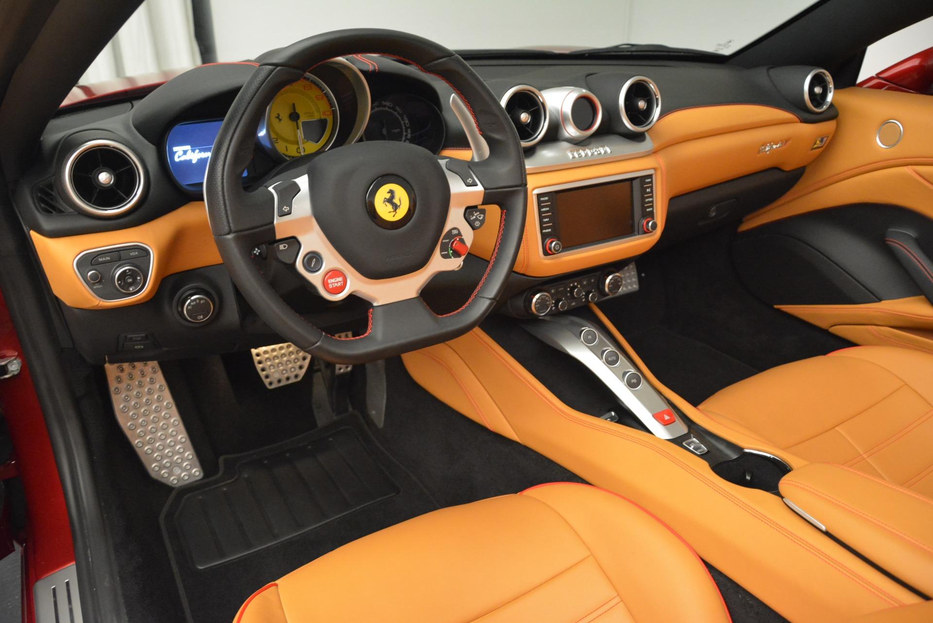 Used 2015 Ferrari California T  For Sale In Greenwich, CT 2033_p25