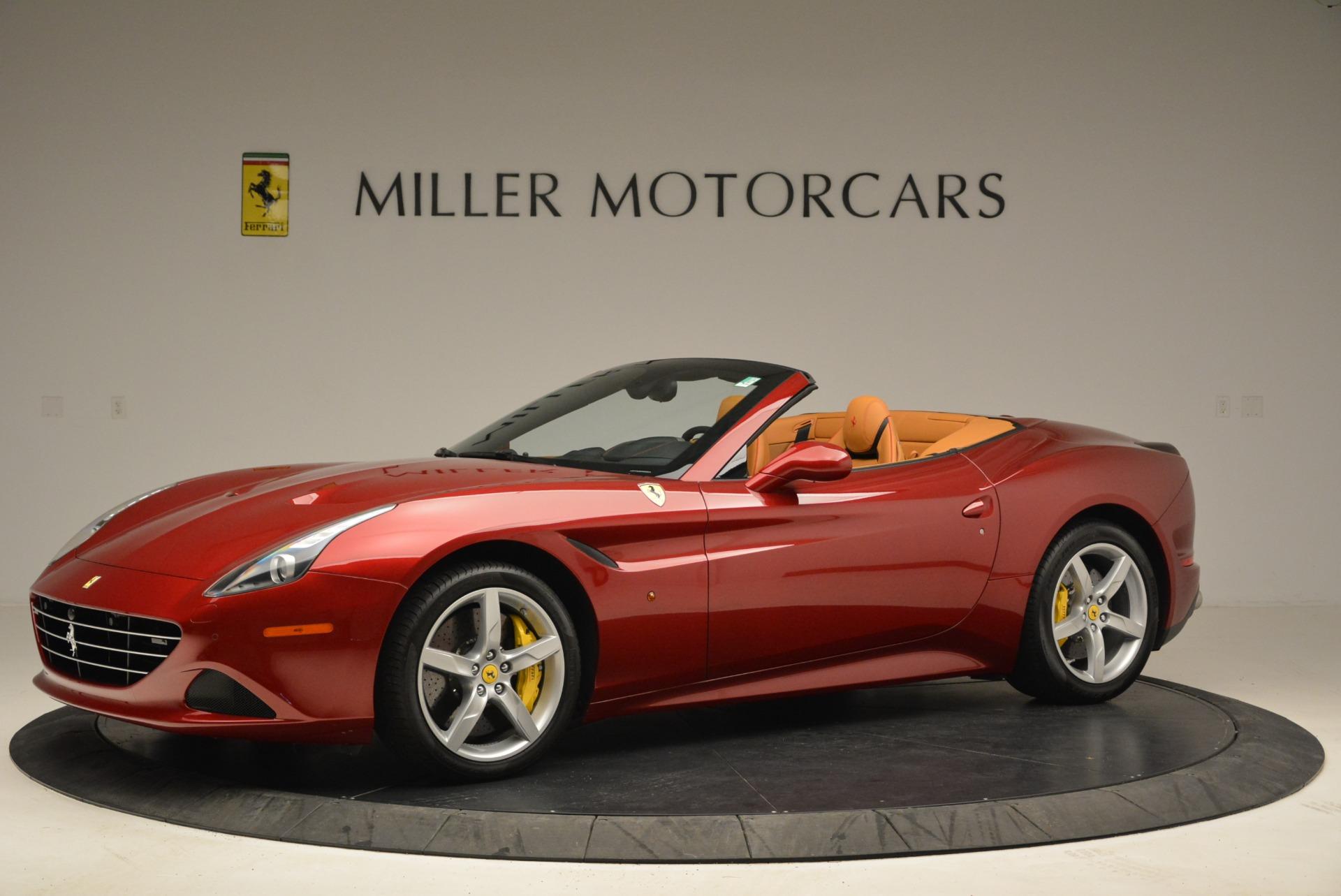 Used 2015 Ferrari California T  For Sale In Greenwich, CT 2033_p2