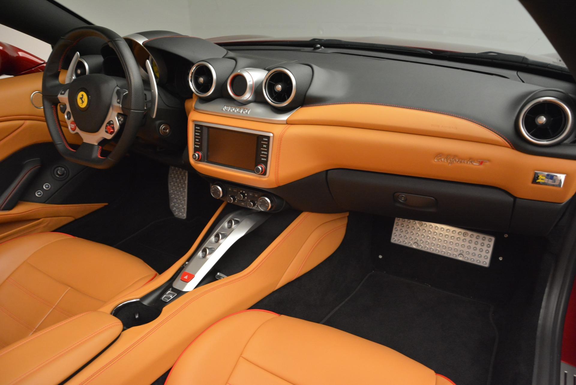 Used 2015 Ferrari California T  For Sale In Greenwich, CT 2033_p30