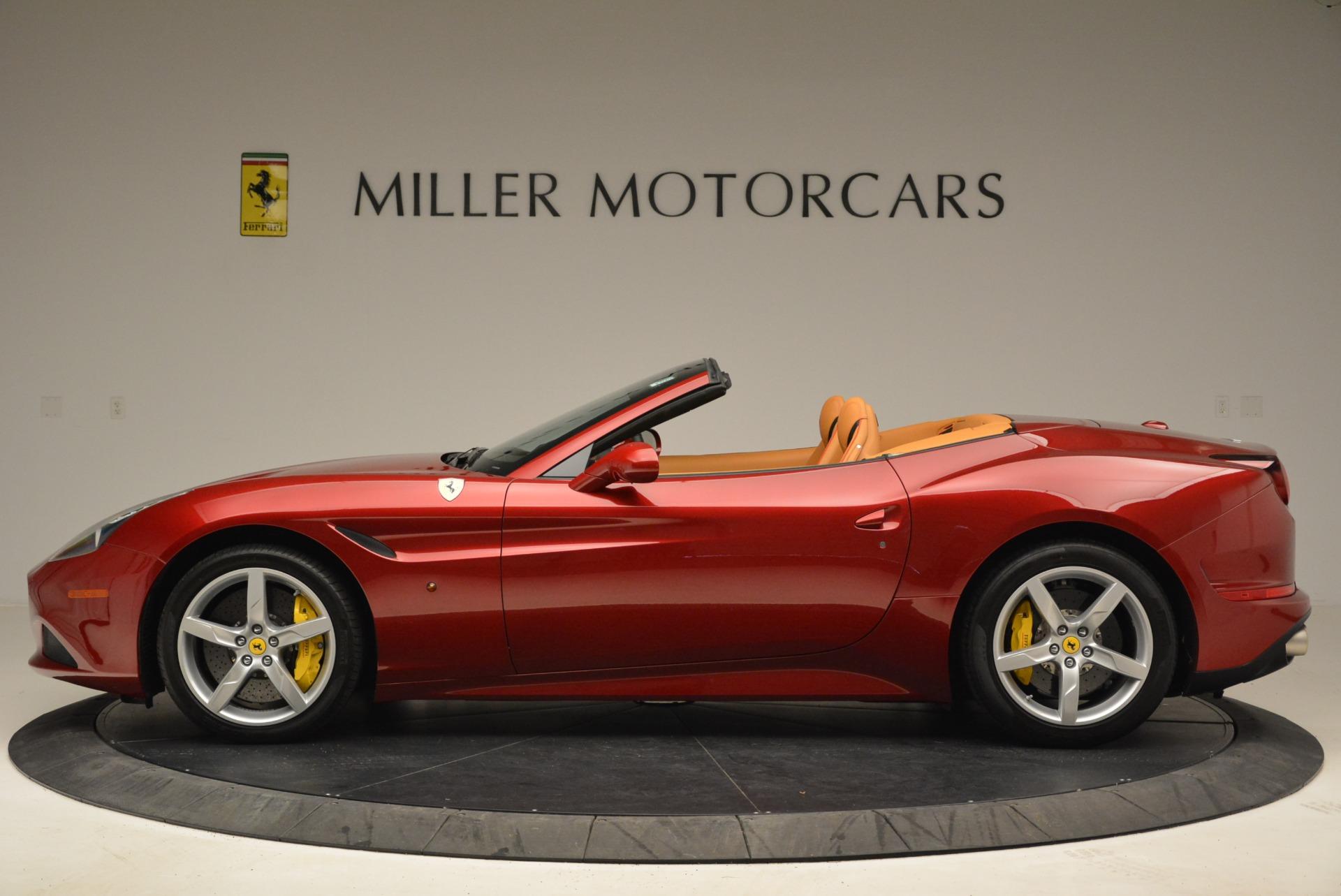 Used 2015 Ferrari California T  For Sale In Greenwich, CT 2033_p3