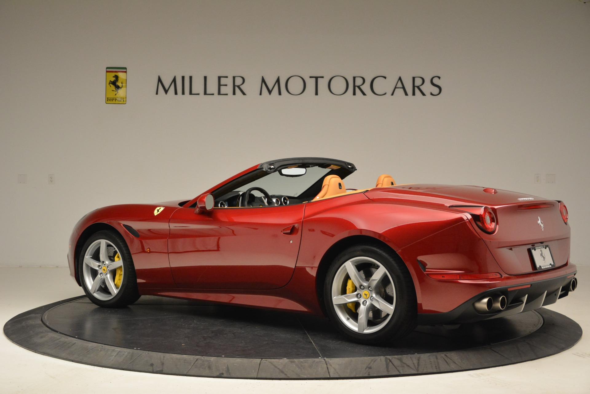 Used 2015 Ferrari California T  For Sale In Greenwich, CT 2033_p4