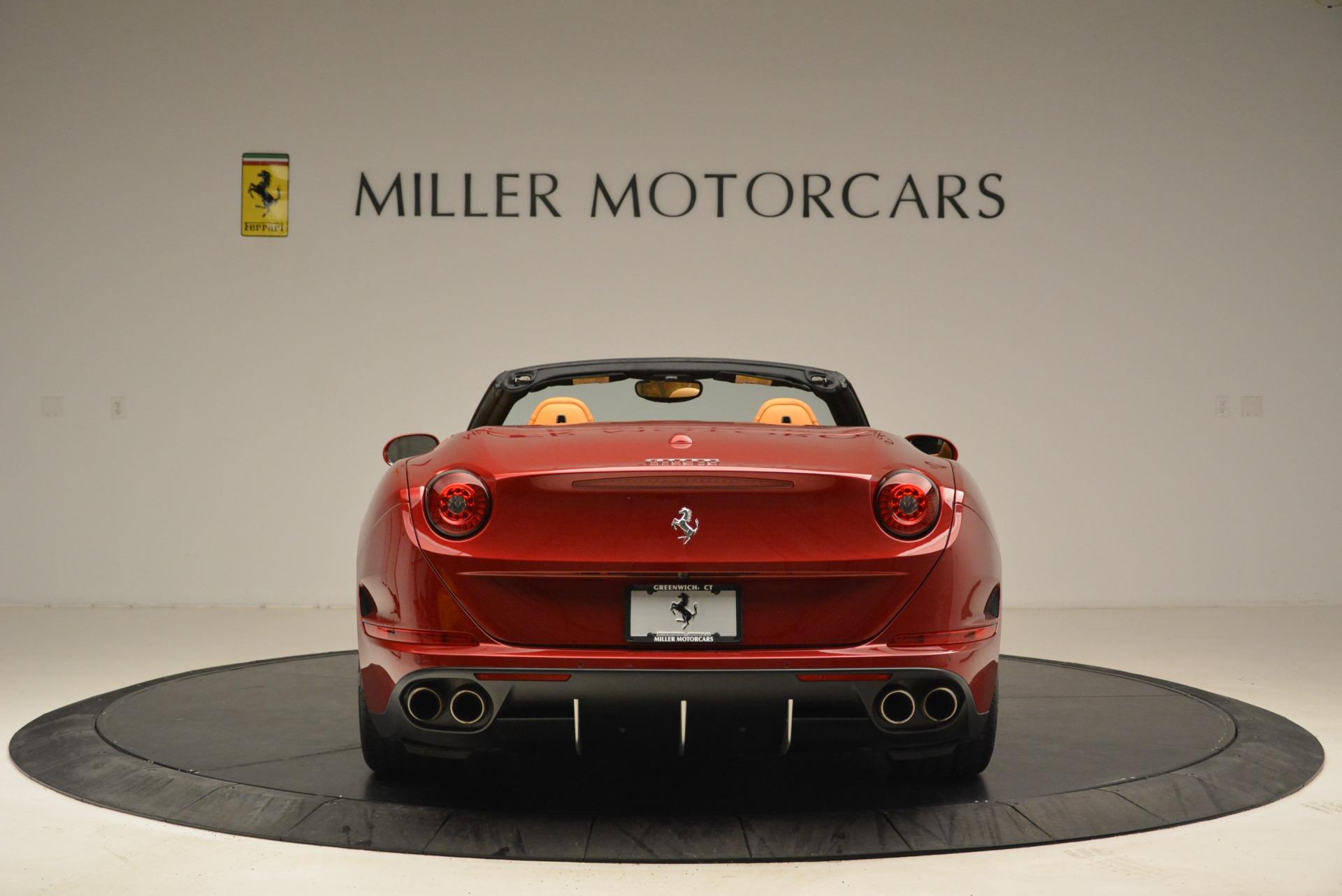 Used 2015 Ferrari California T  For Sale In Greenwich, CT 2033_p6