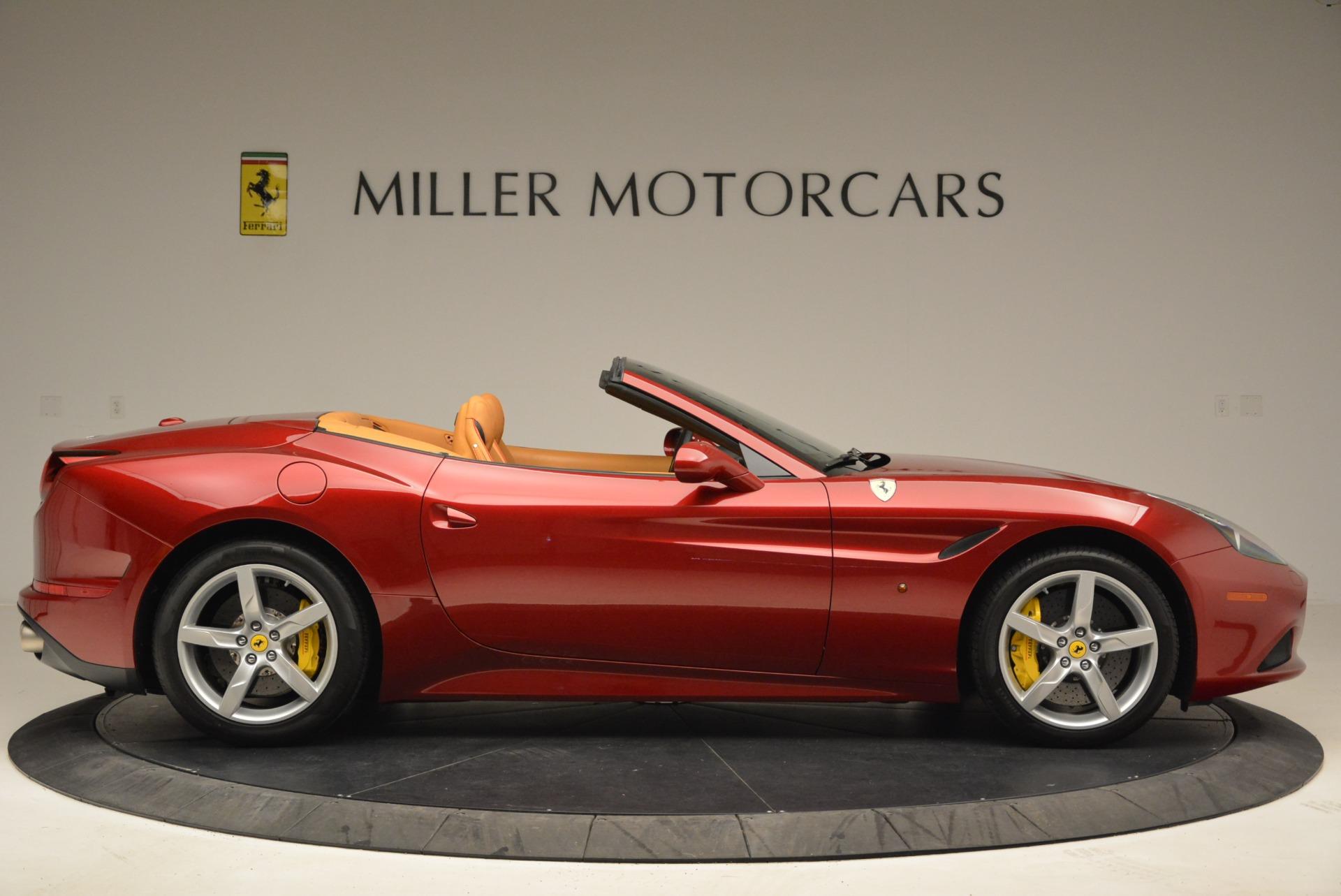 Used 2015 Ferrari California T  For Sale In Greenwich, CT 2033_p9